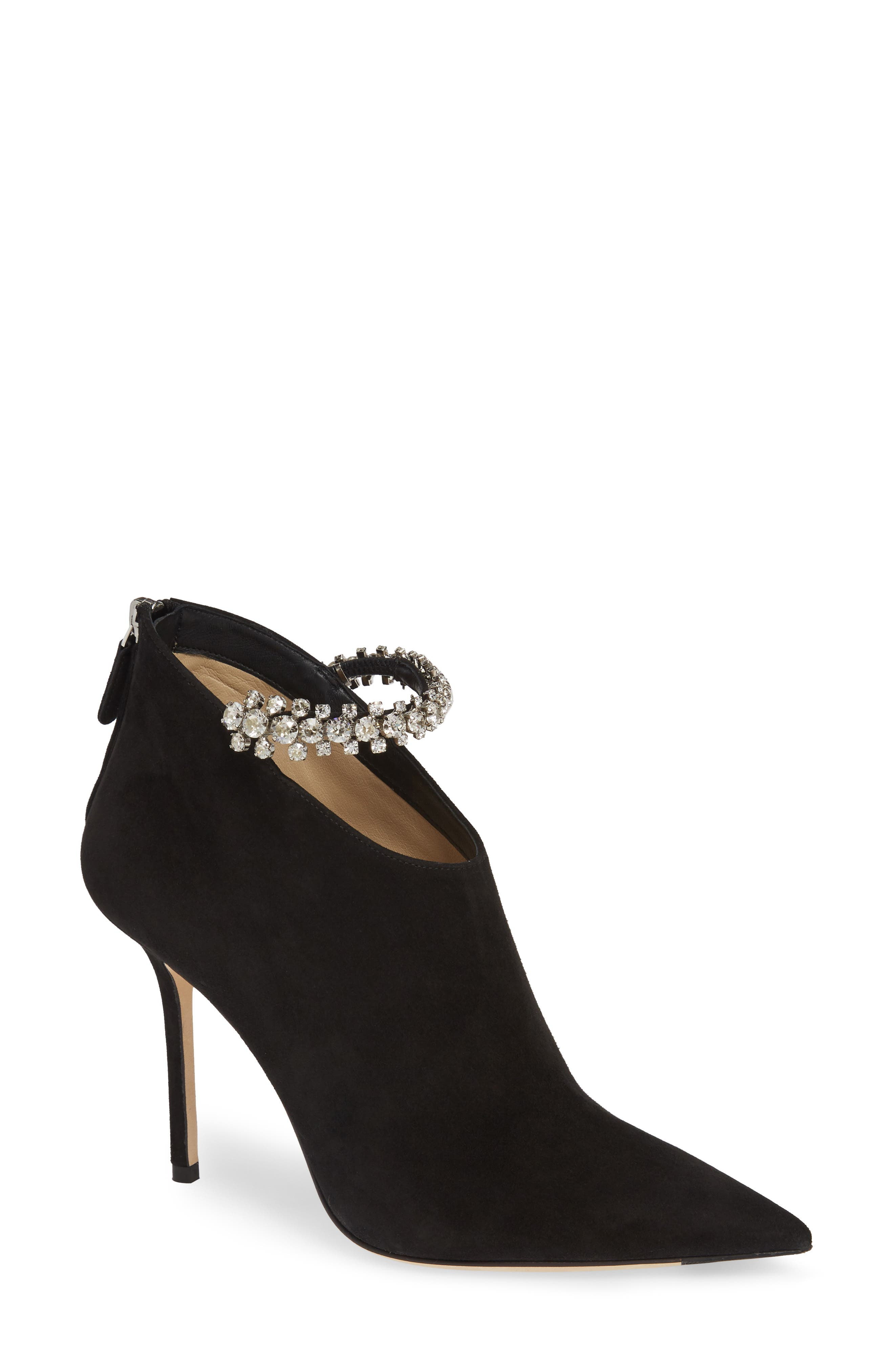 Blaize Embellished Bootie by Jimmy Choo