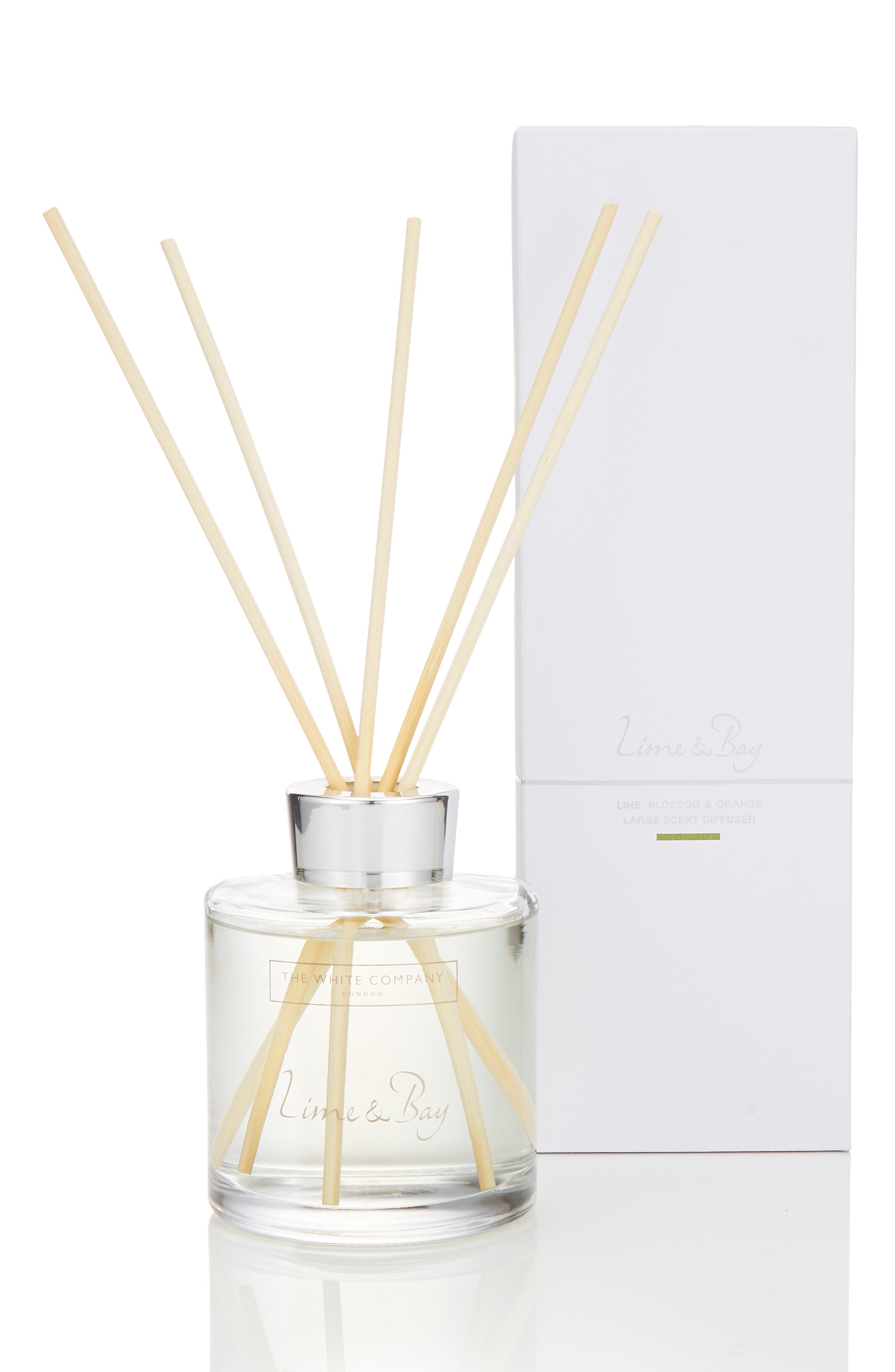 Large Home Fragrance Diffuser,                             Alternate thumbnail 2, color,                             LIME/ BAY