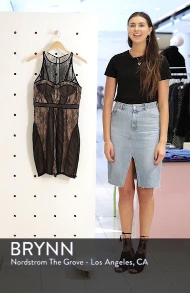 Jenny Splice Sheath Dress, sales video thumbnail