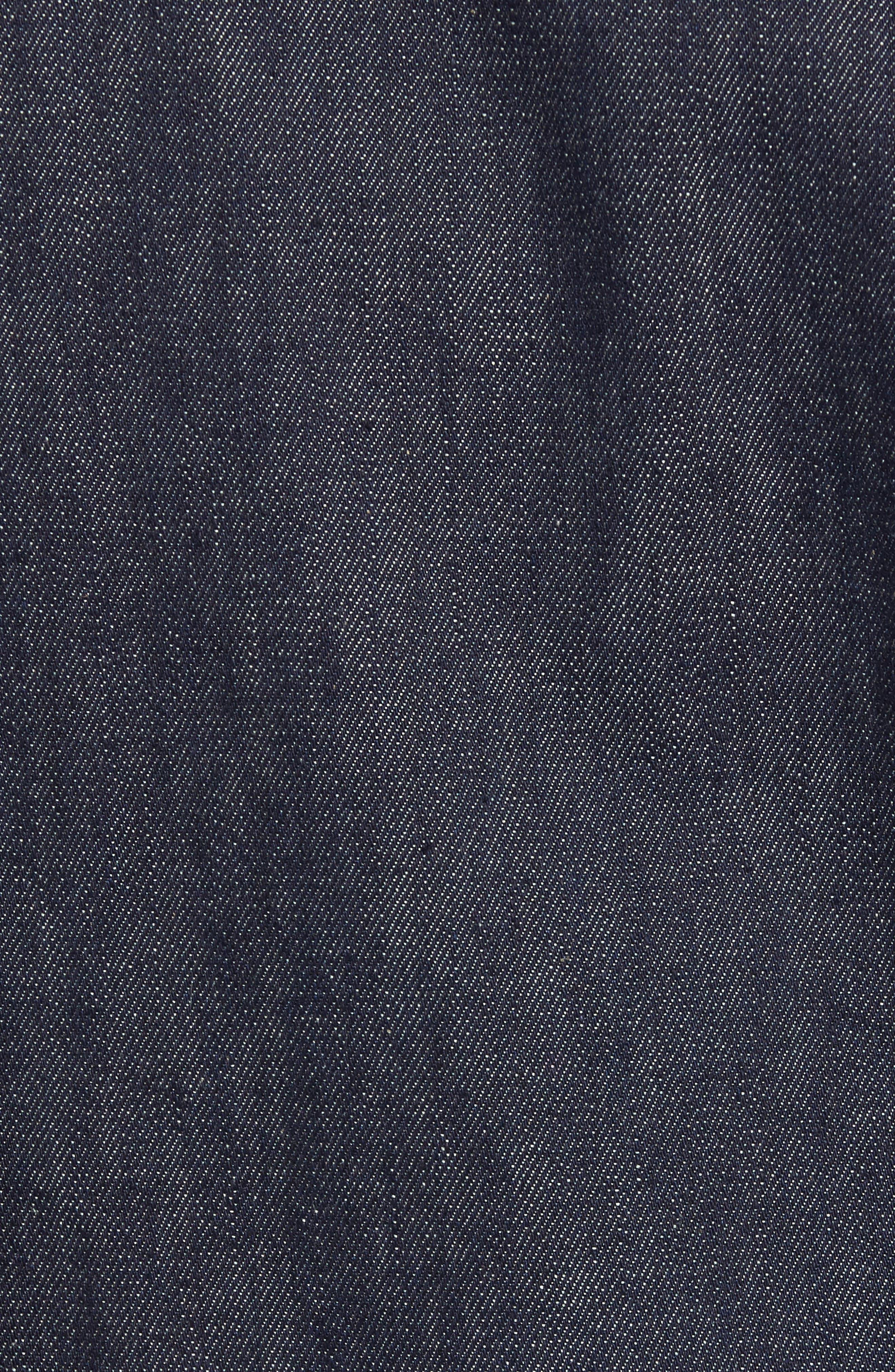 1936 Type I Denim Jacket,                             Alternate thumbnail 6, color,                             499