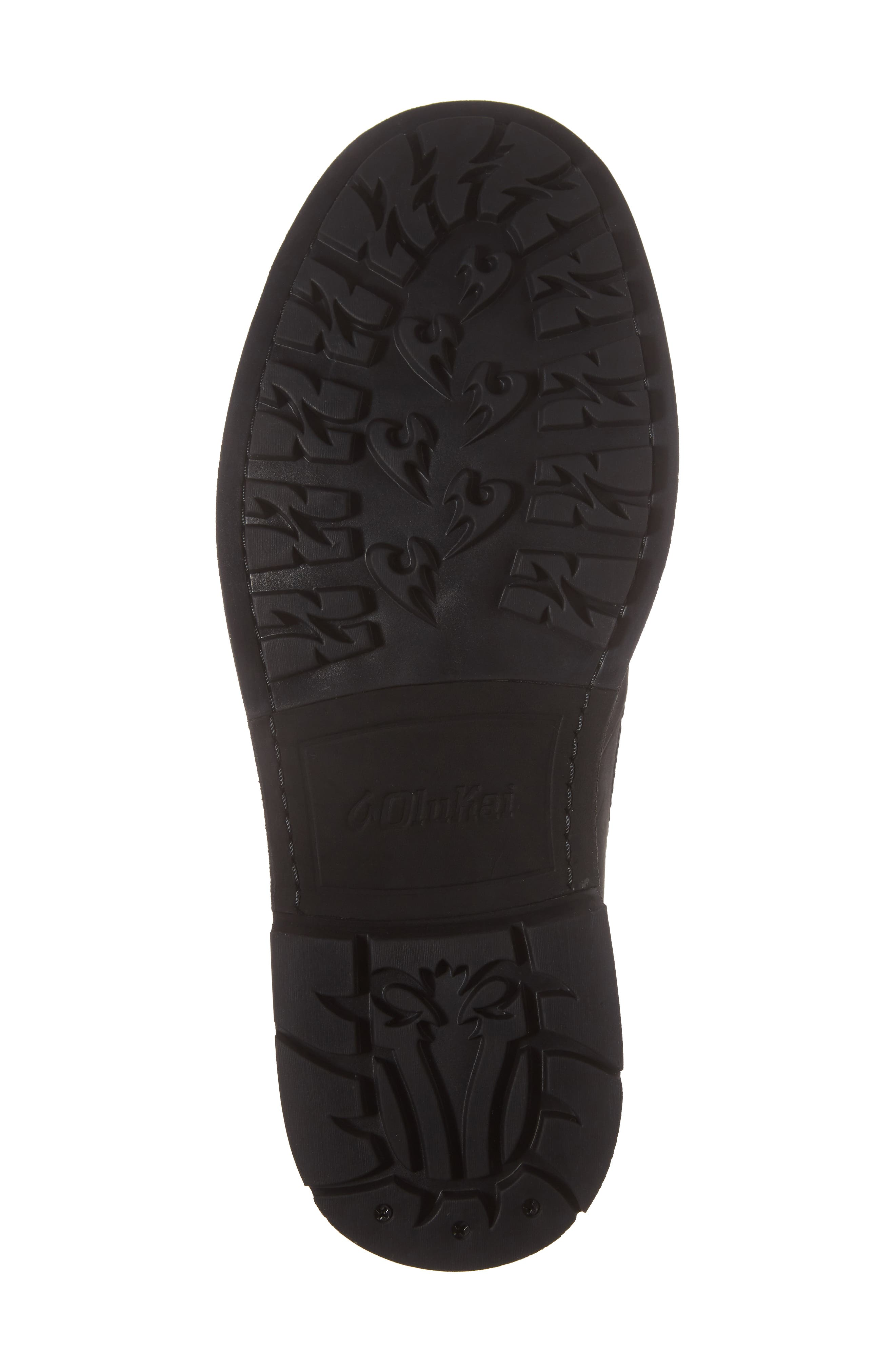 Hualalai Plain Toe Boot,                             Alternate thumbnail 6, color,                             001