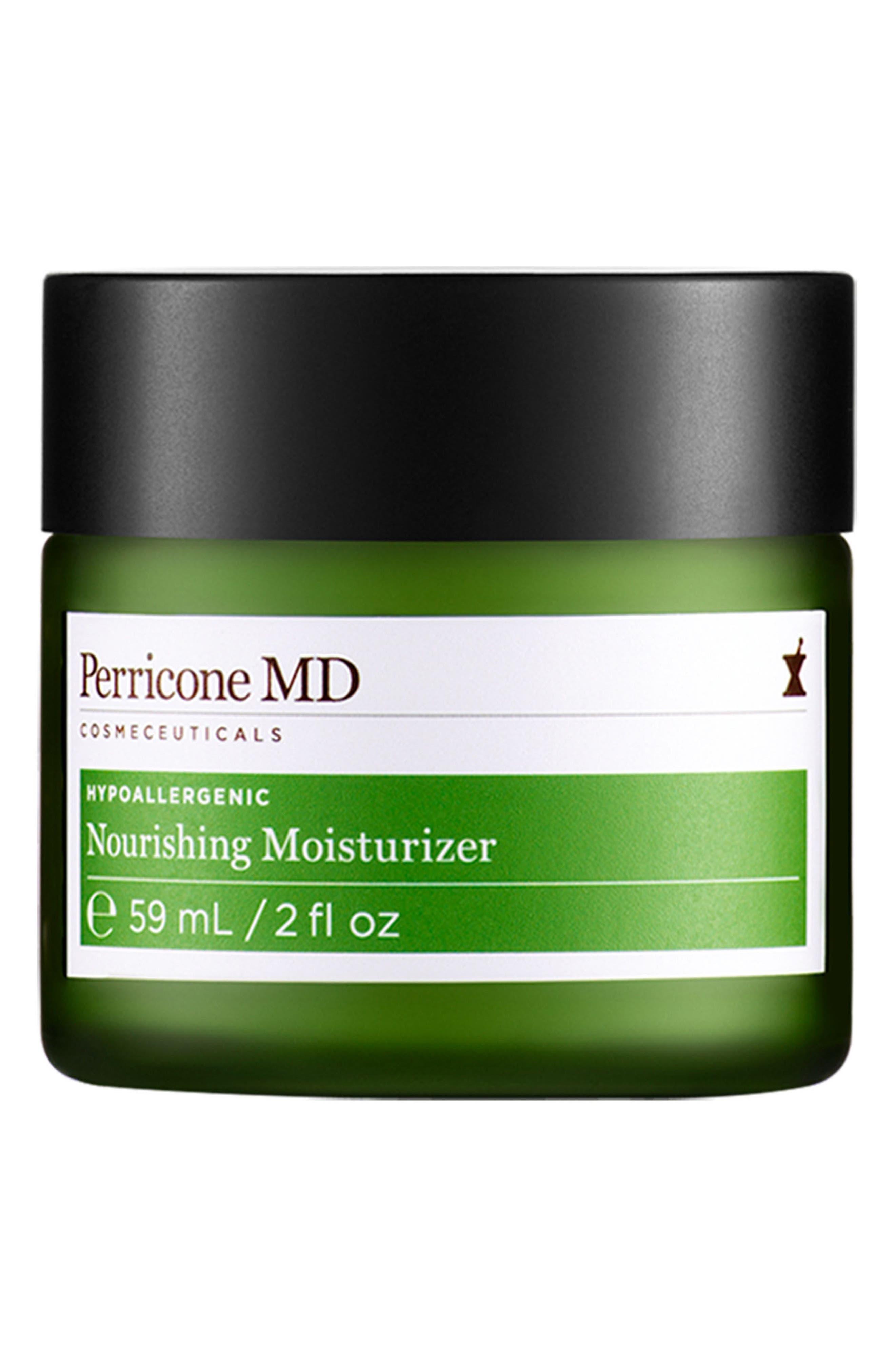 Hypoallergenic Nourishing Moisturizer,                             Main thumbnail 1, color,                             000