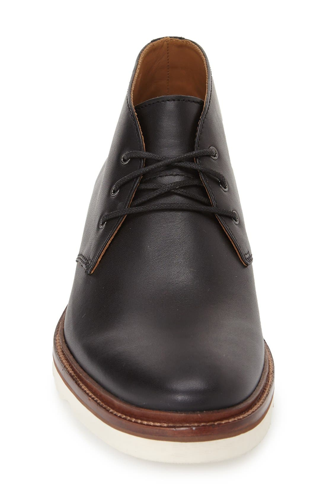 COACH,                             'Bedford' Chukka Boot,                             Alternate thumbnail 4, color,                             001