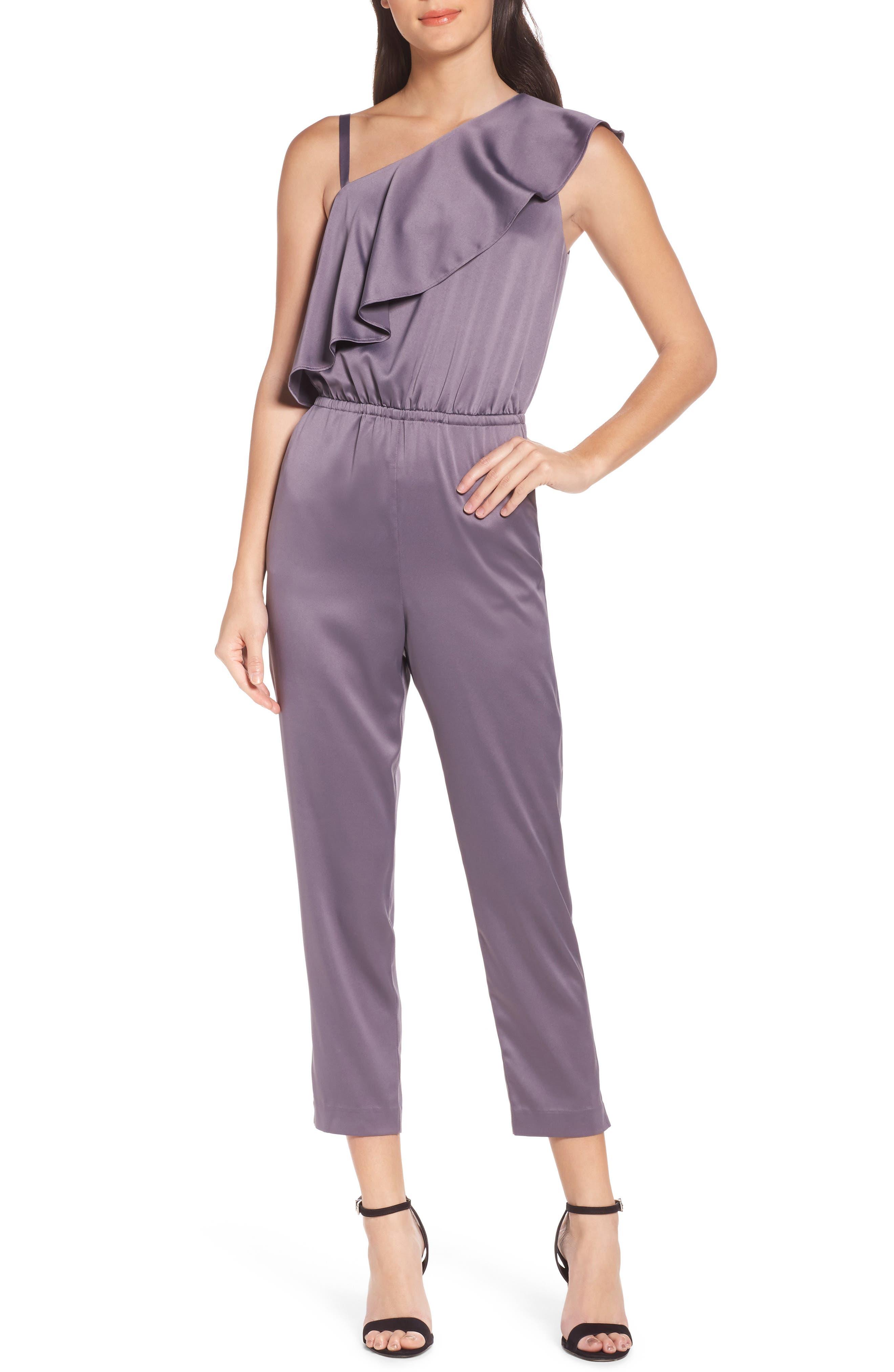 One-Shoulder Jumpsuit,                         Main,                         color, 024