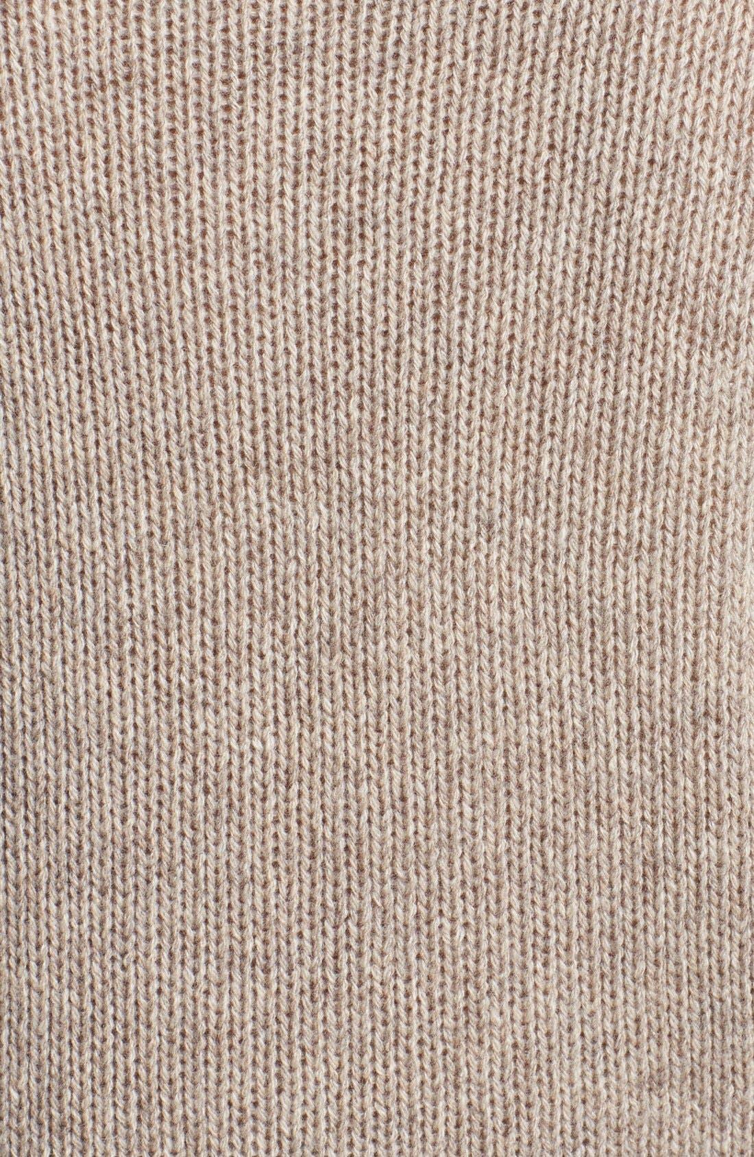 EILEEN FISHER,                             Wool & Yak Wool Sweater,                             Alternate thumbnail 3, color,                             216