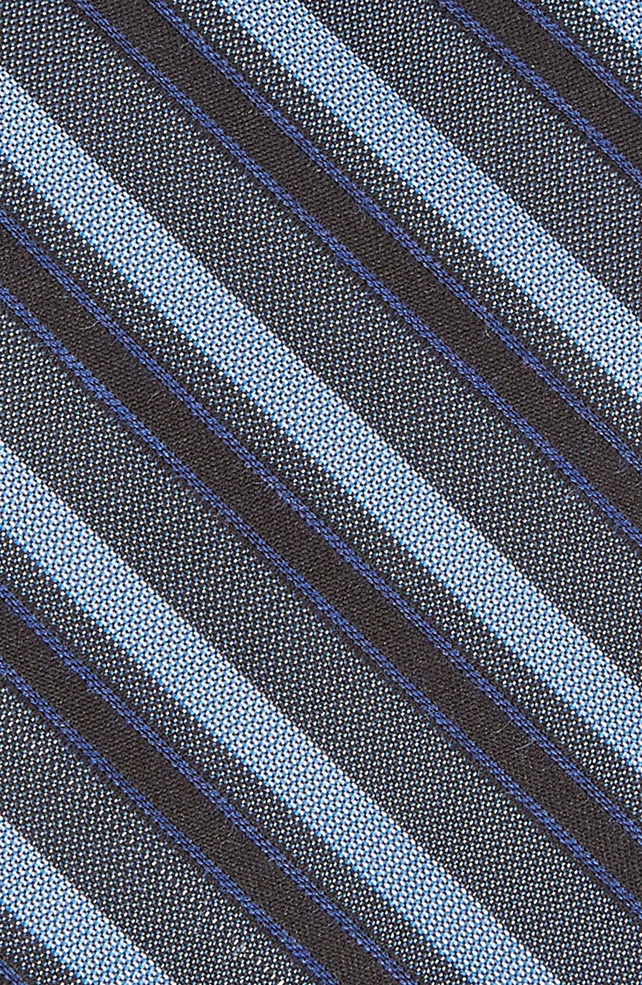 Shadow Stripe Tie,                             Alternate thumbnail 2, color,                             411