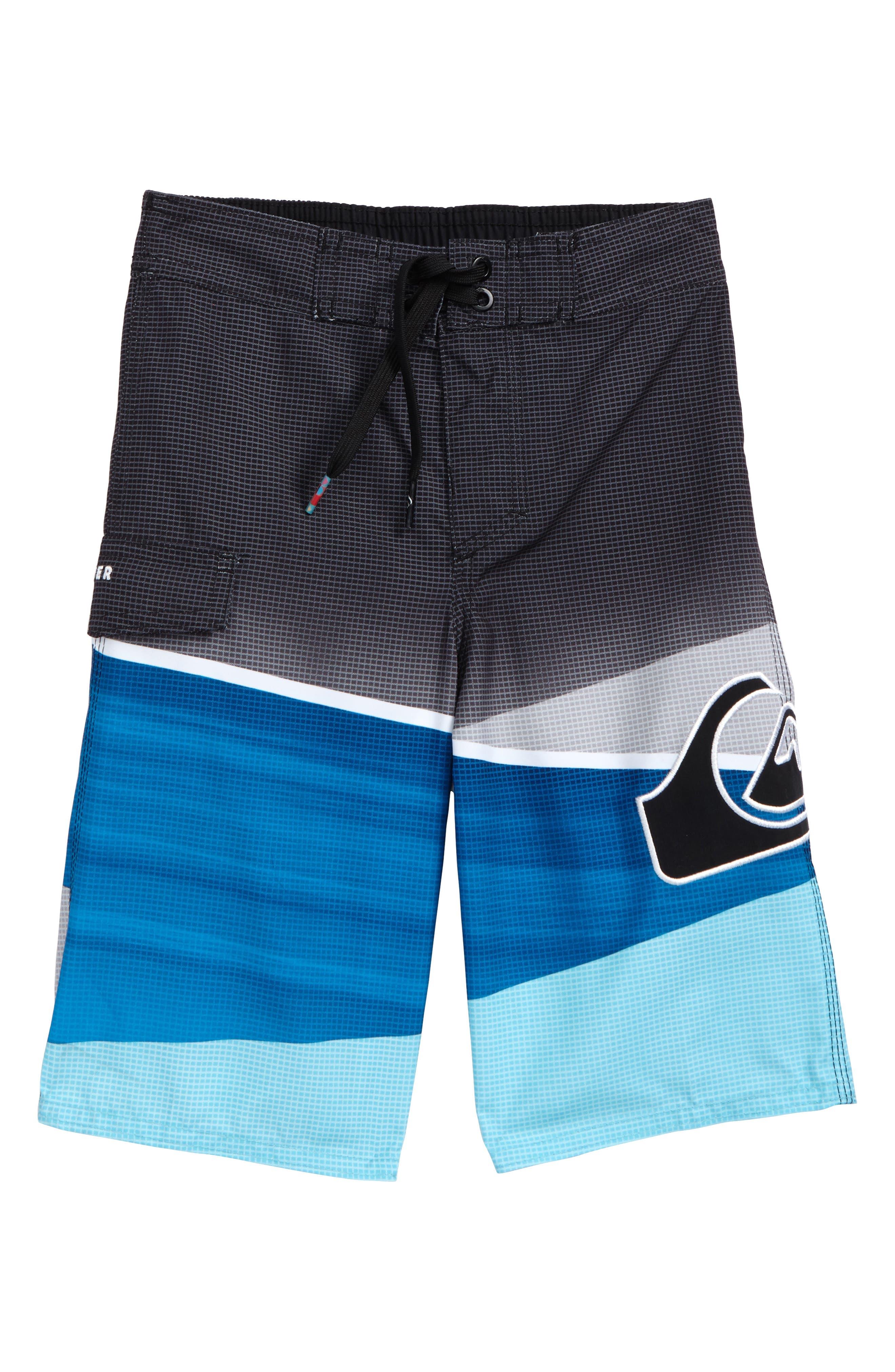 Slash Board Shorts,                             Main thumbnail 1, color,                             422
