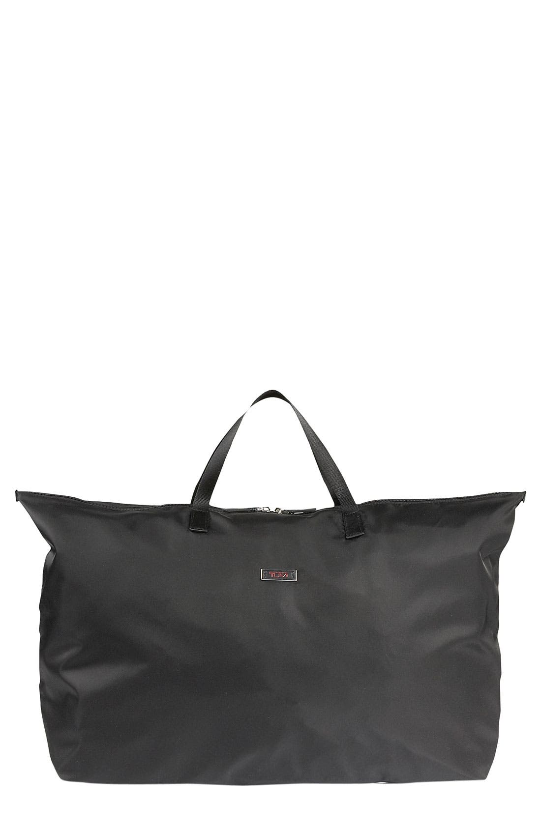 TUMI 'Just in Case' Packable Tote, Main, color, 001