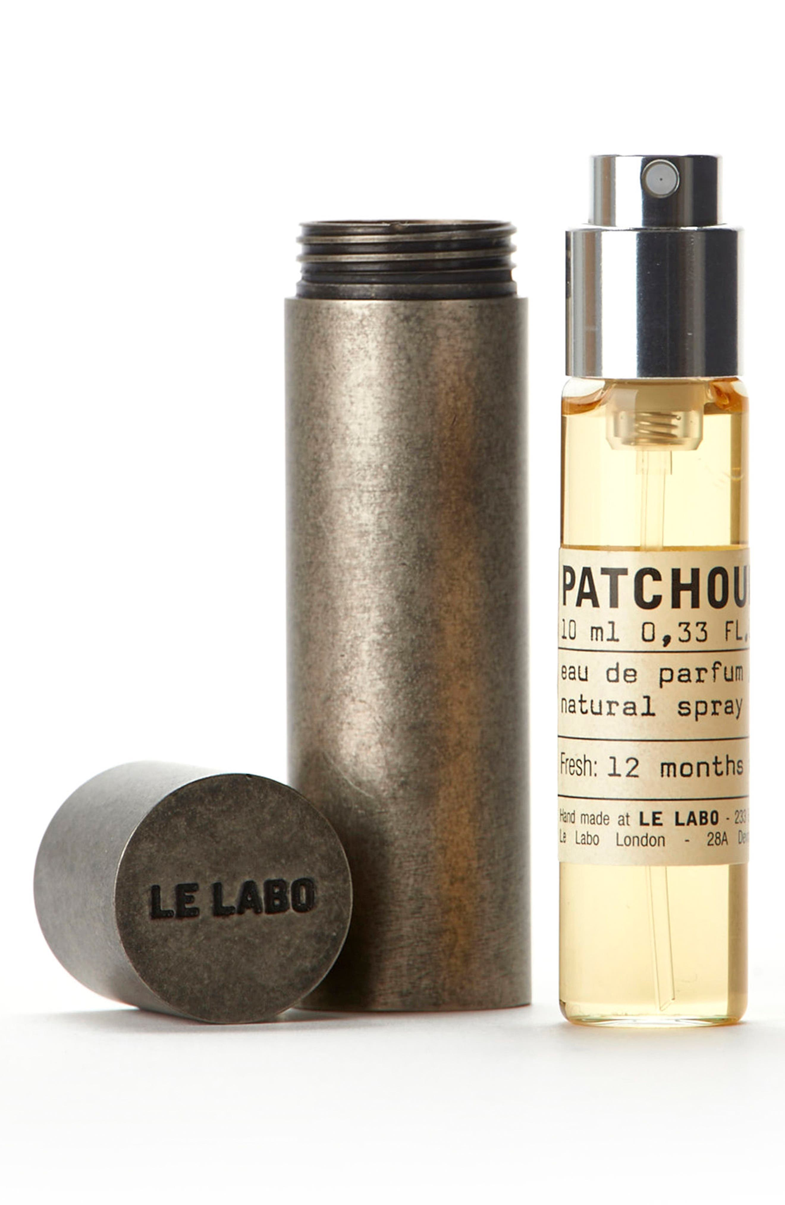 'Patchouli 24' Travel Tube,                         Main,                         color, NO COLOR