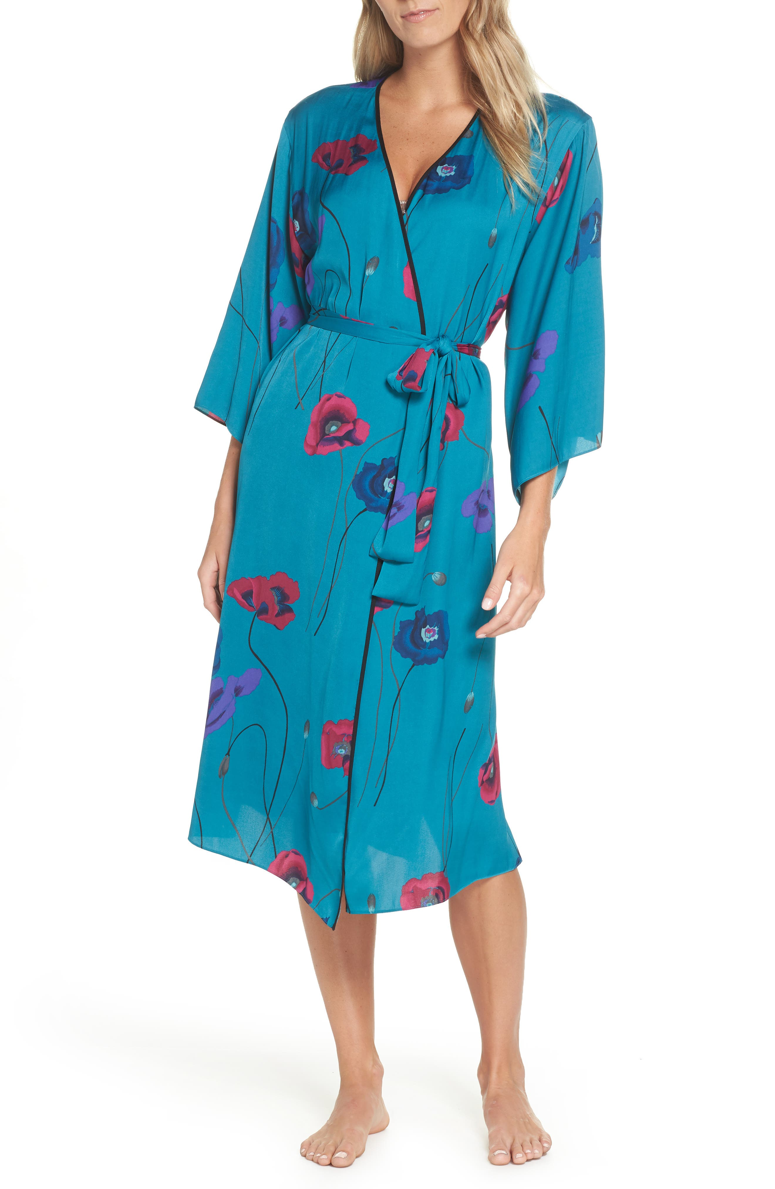Josie FREESTYLE SATIN ROBE