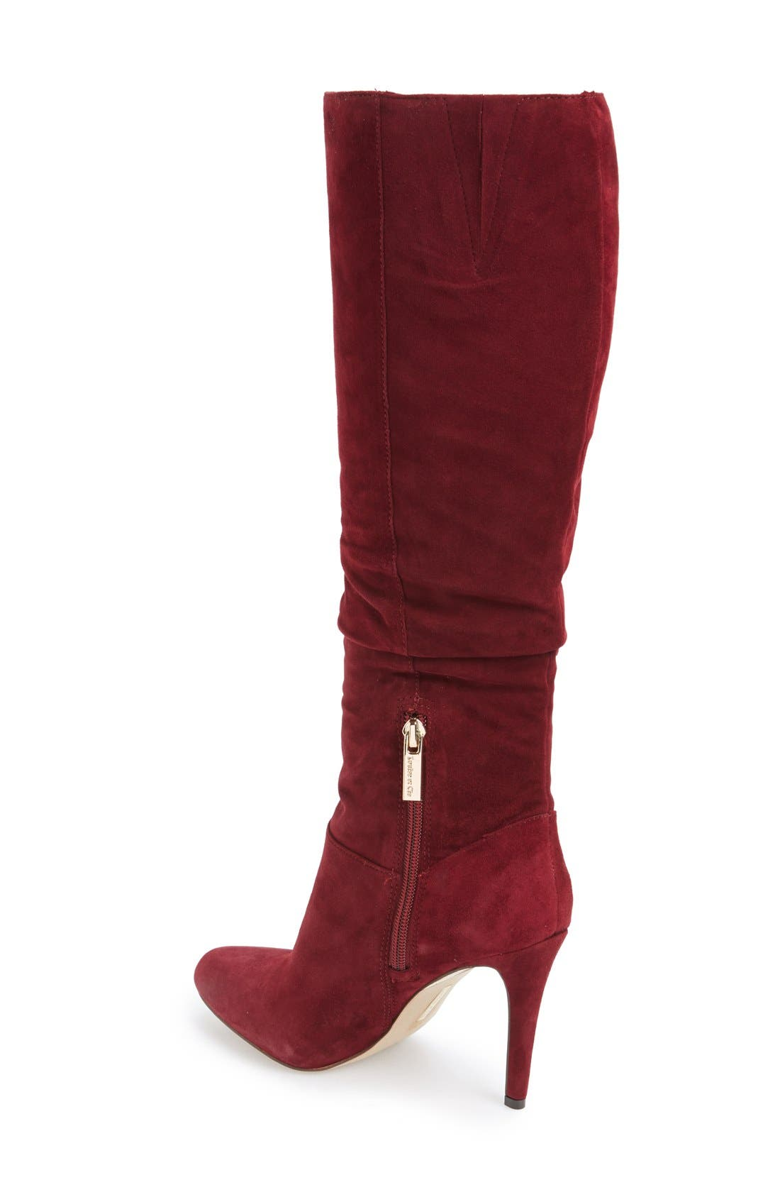'Sallie' Tall Boot,                             Alternate thumbnail 6, color,