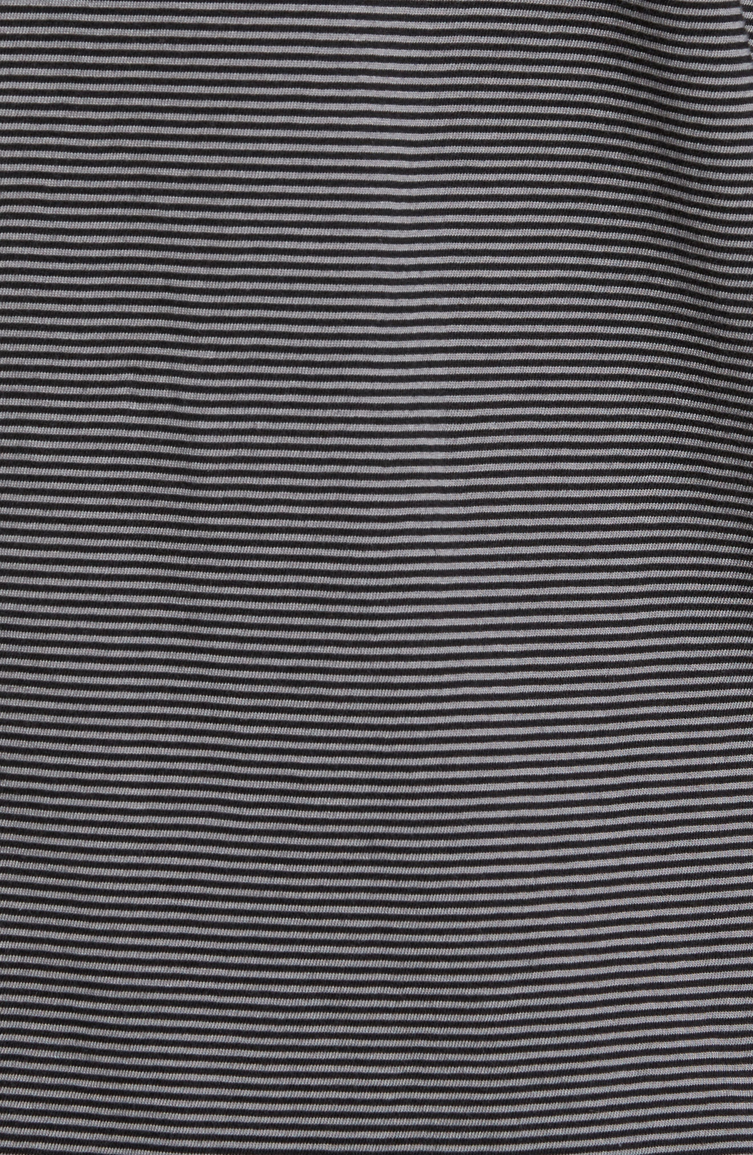 Graham Stripe Henley,                             Alternate thumbnail 5, color,                             001