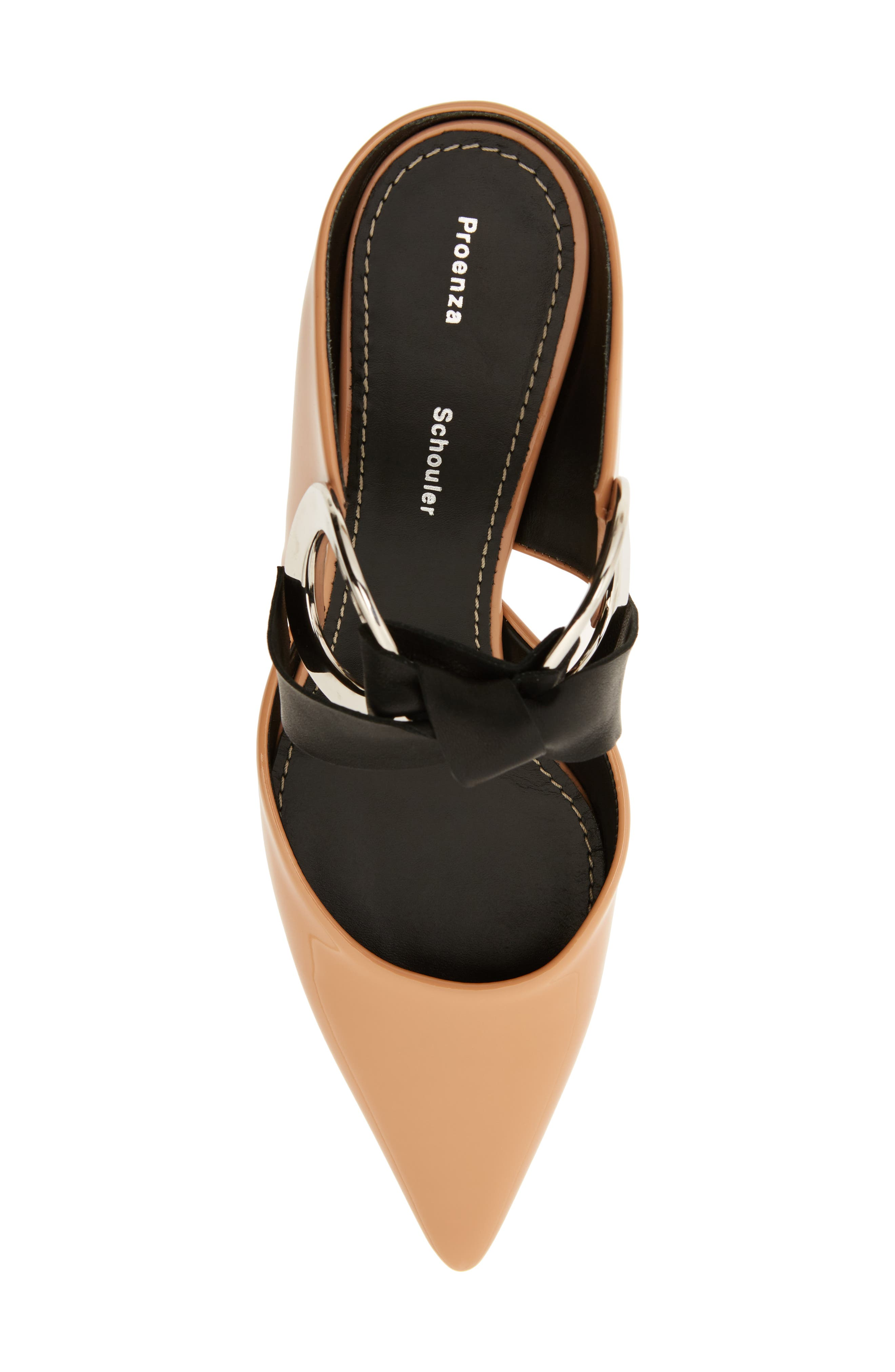 Ring Tie Pointy Toe Pump,                             Alternate thumbnail 21, color,
