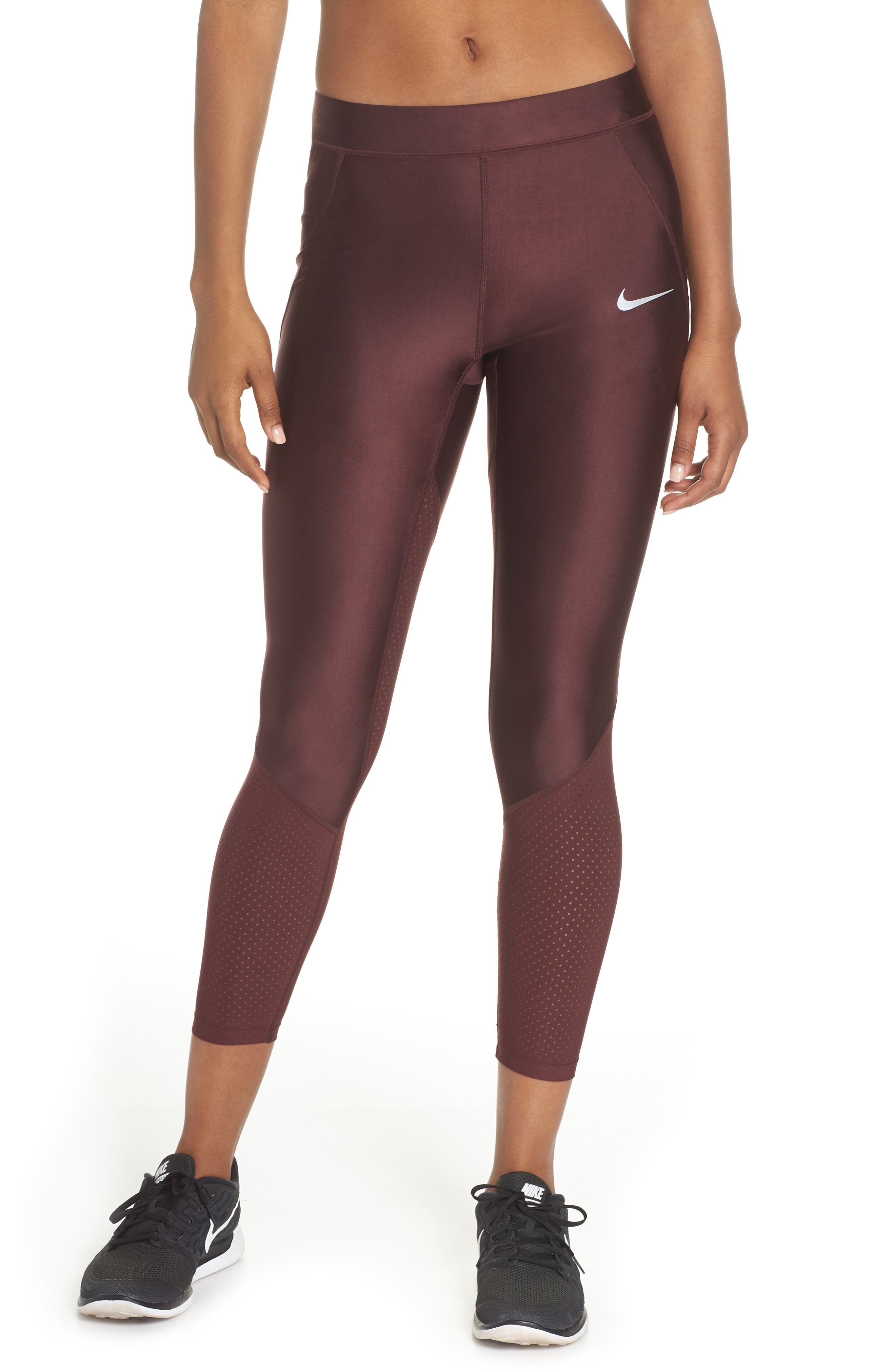 Speed Cool Running Tights,                             Main thumbnail 1, color,                             930
