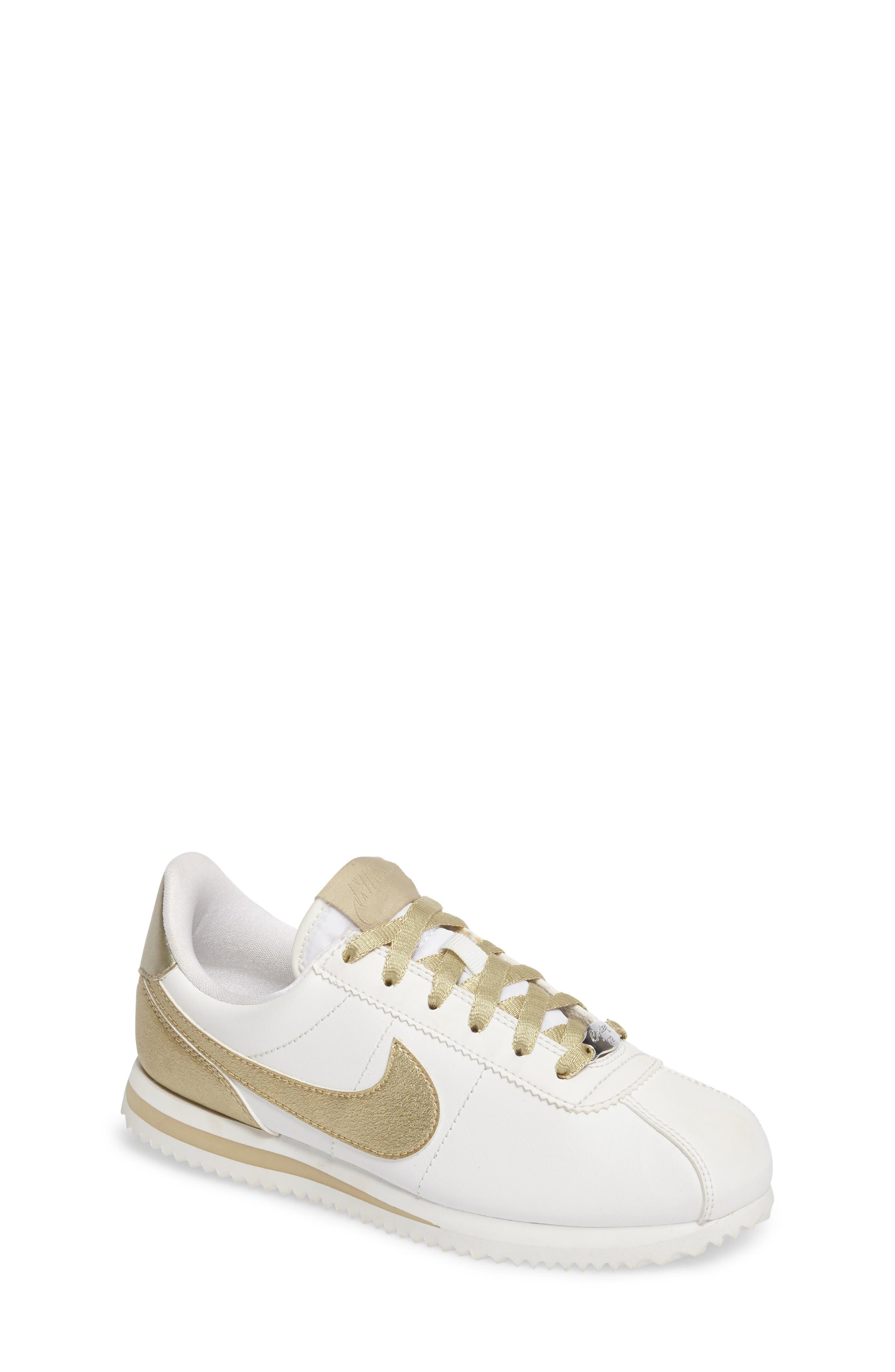 Cortez Basic SE Sneaker,                             Main thumbnail 1, color,                             101