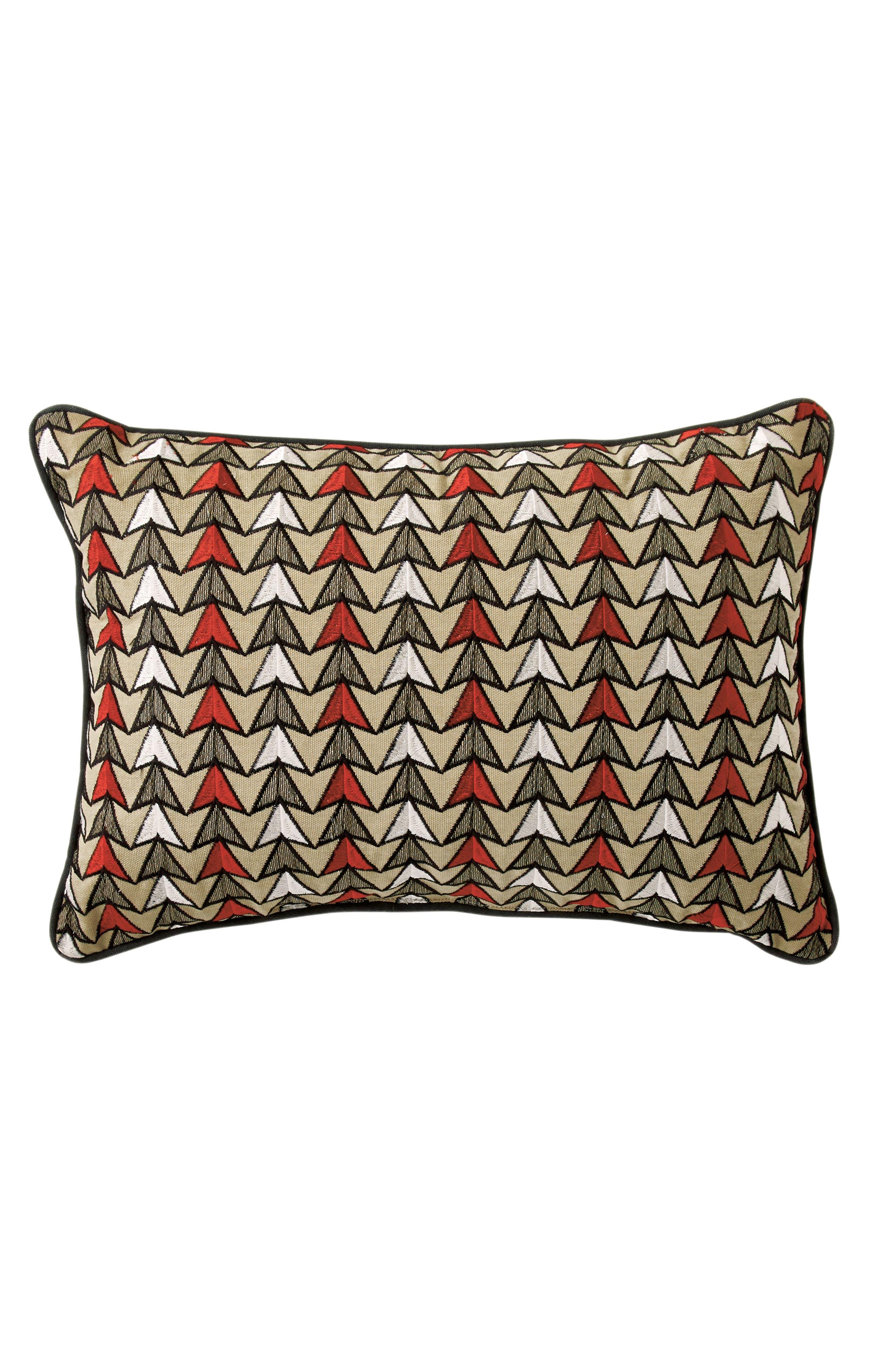 BEDECK,                             Arro Comforter, Sham & Accent Pillow Set,                             Alternate thumbnail 5, color,                             CHARCOAL