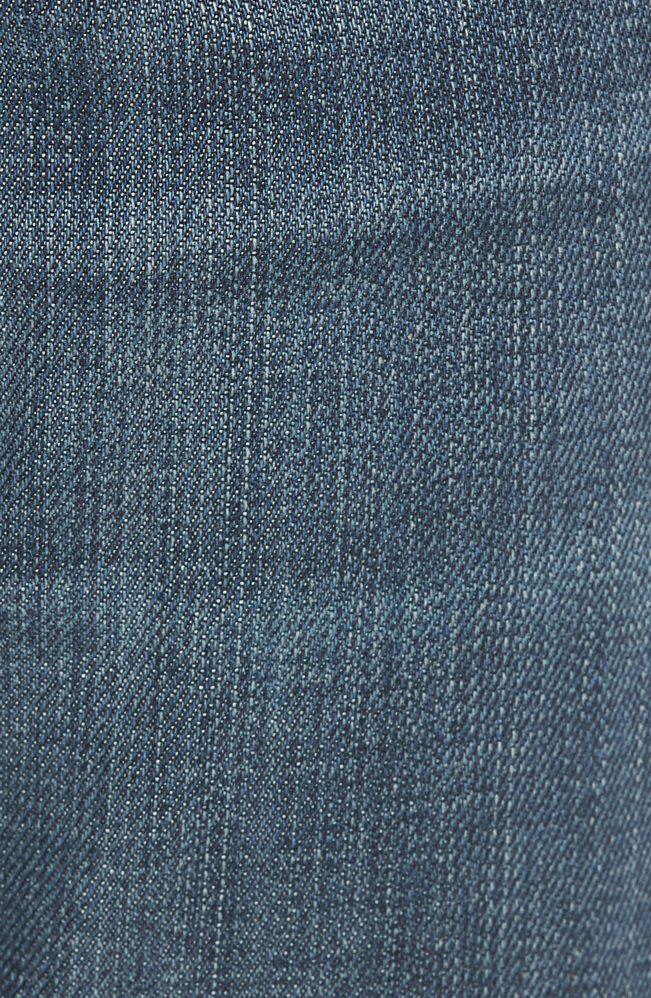 Jimmy Slim Straight Leg Jeans,                             Alternate thumbnail 5, color,