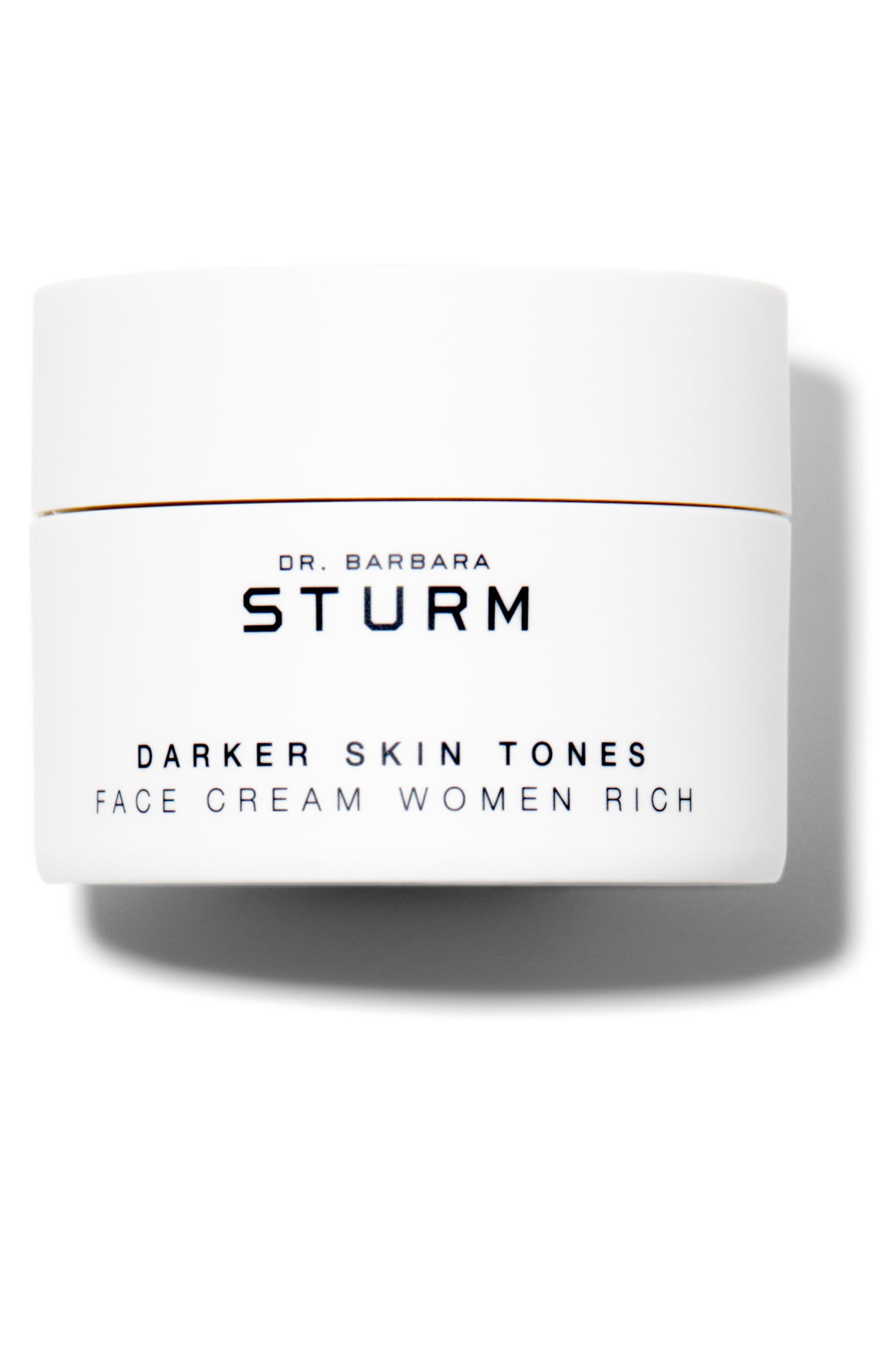 Darker Skin Tones Face Cream Rich,                             Main thumbnail 1, color,                             NO COLOR