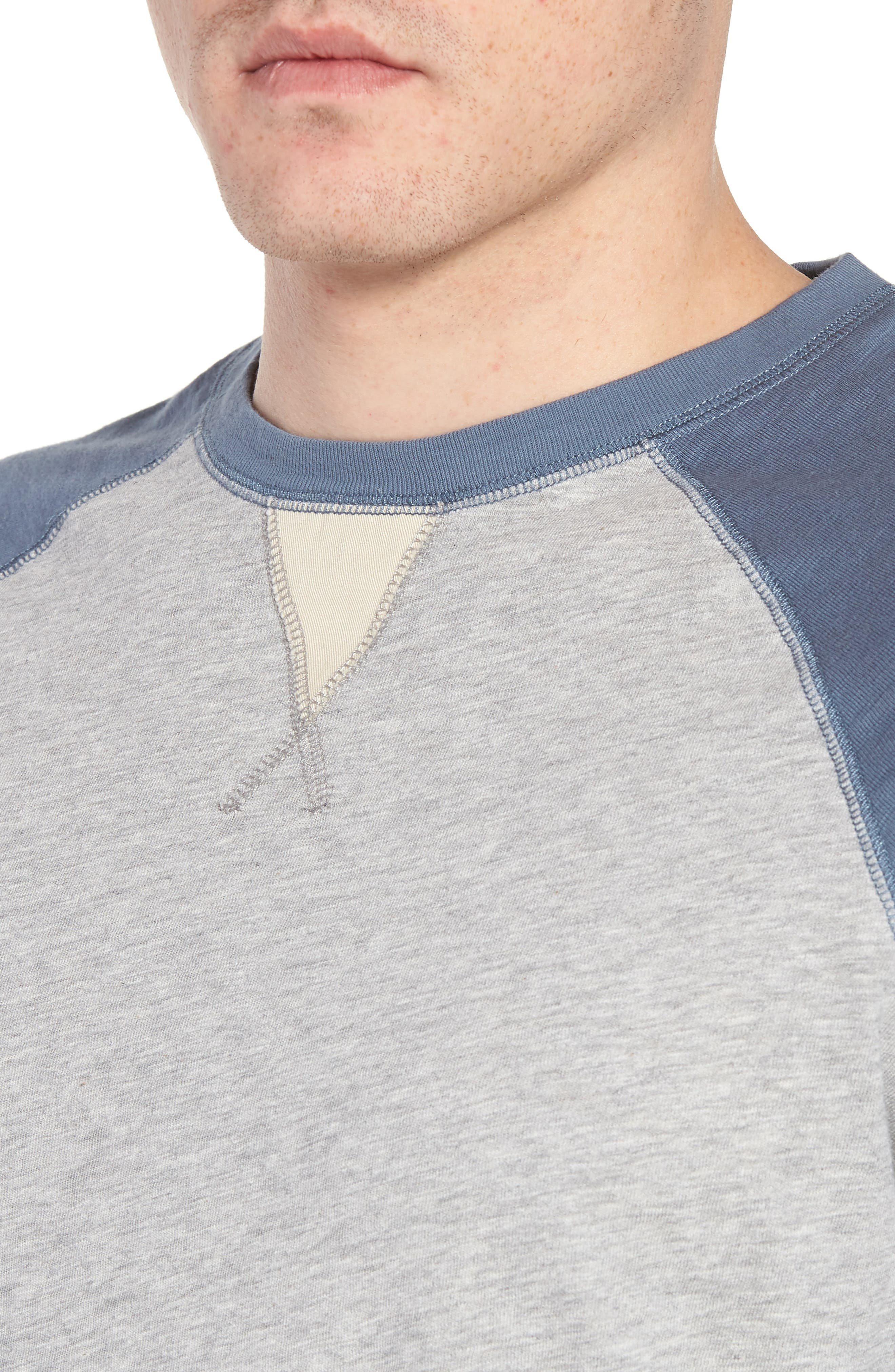 Vintage Raglan Shirt,                             Alternate thumbnail 12, color,