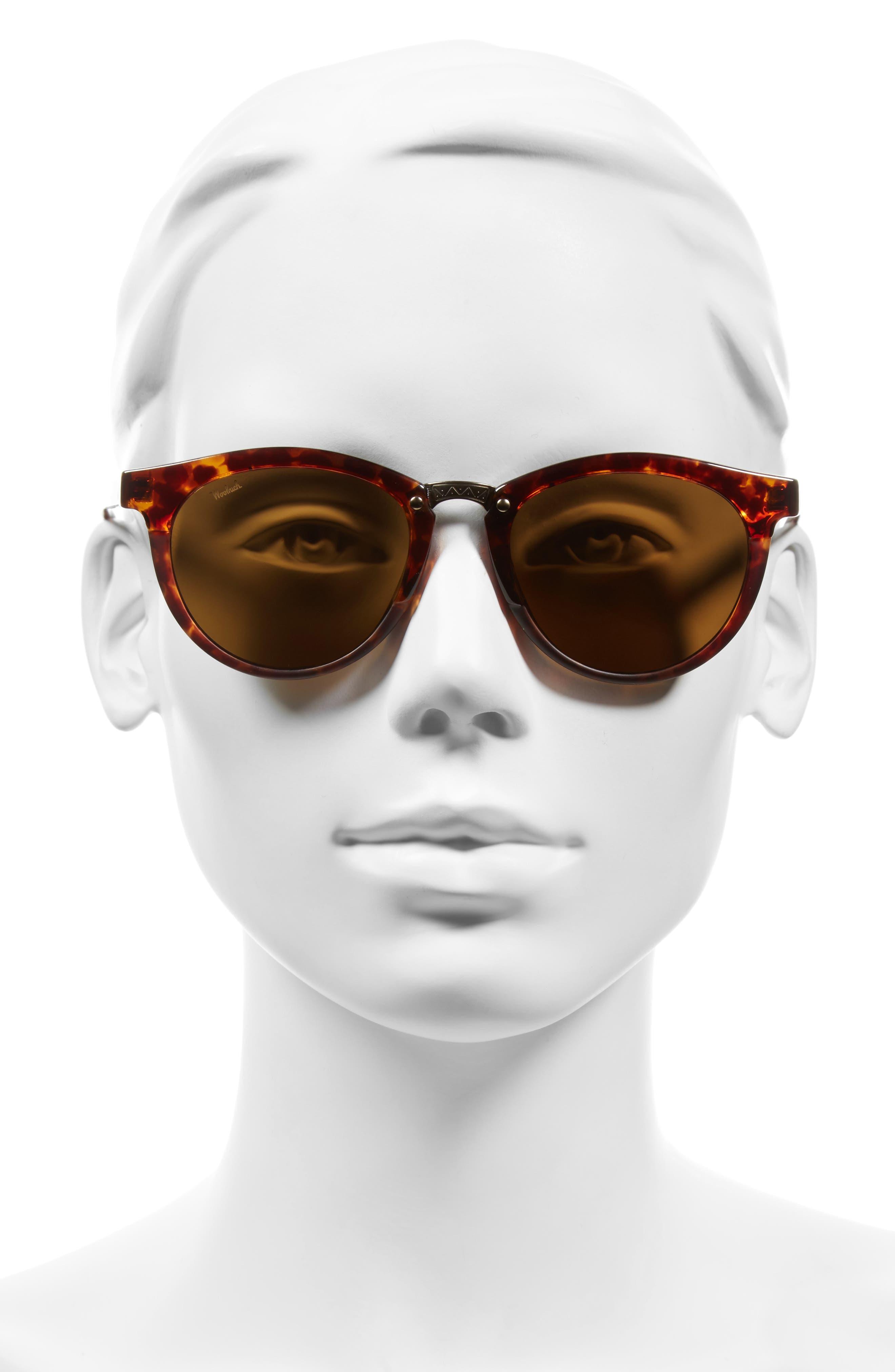 Questa 49mm Polarized Sunglasses,                             Alternate thumbnail 3, color,                             210