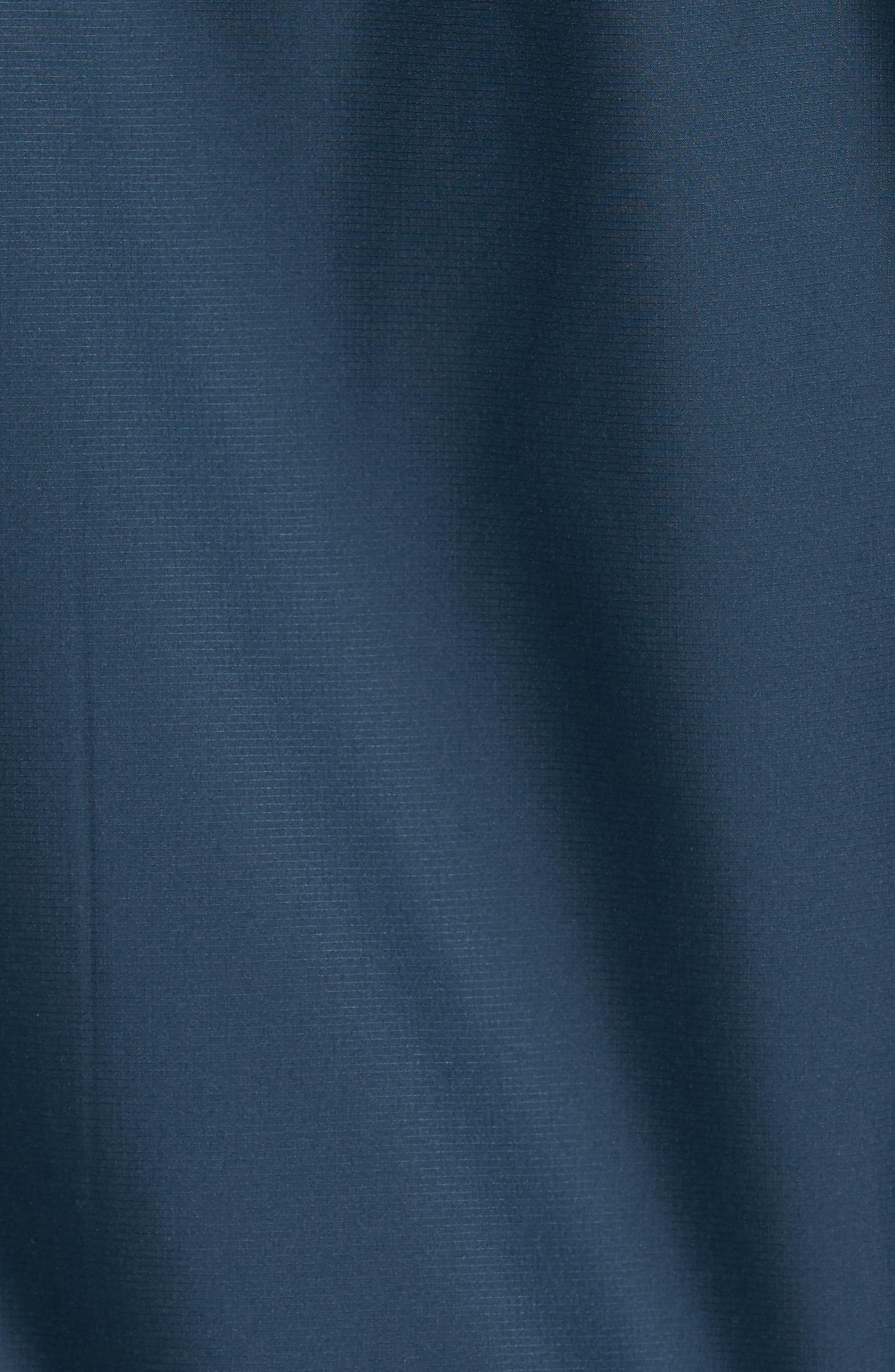 'Windrunner' Colorblock Jacket,                             Alternate thumbnail 6, color,                             GREY/ BLUE