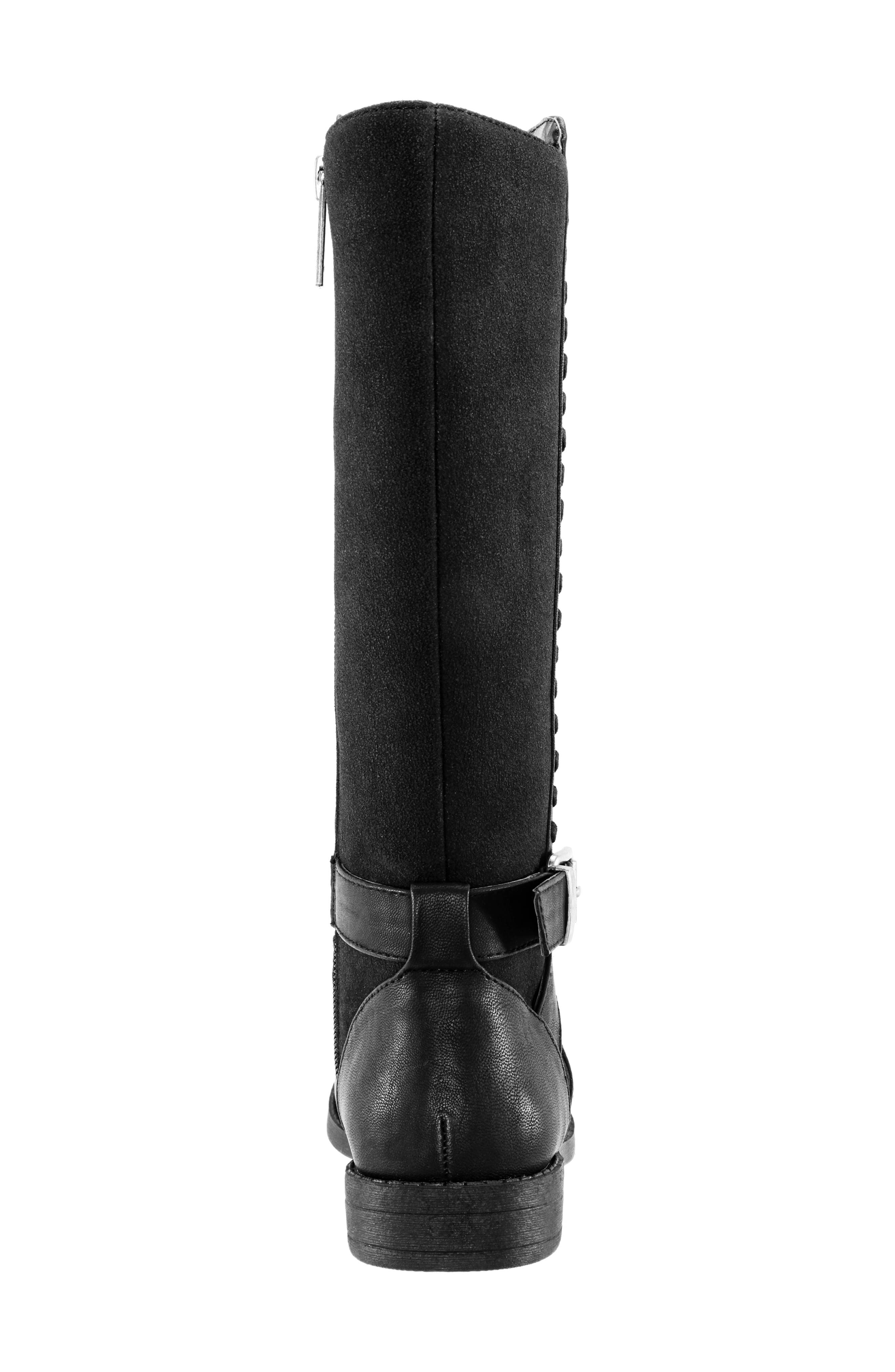 Jeanie Riding Boot,                             Alternate thumbnail 6, color,                             003