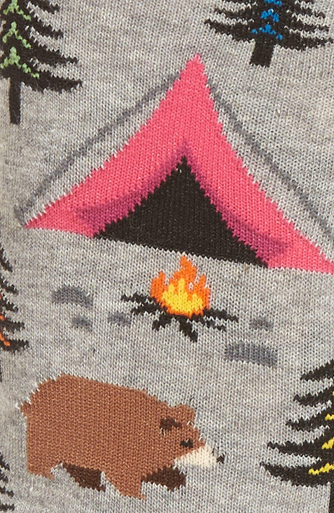 Bear Tent Socks,                             Alternate thumbnail 2, color,                             054