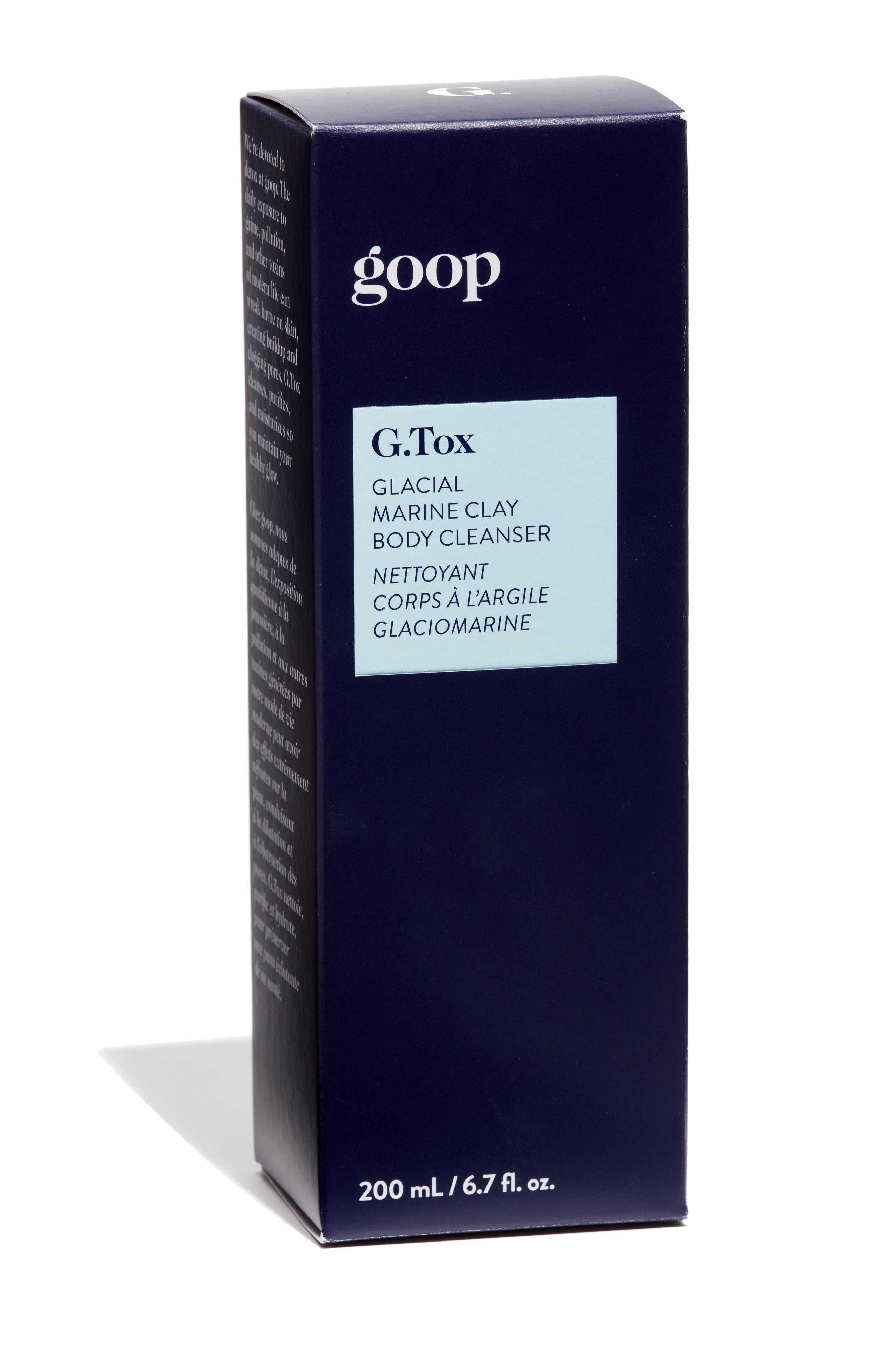 G.Tox Glacial Marine Clay Body Cleanser,                             Alternate thumbnail 2, color,                             960
