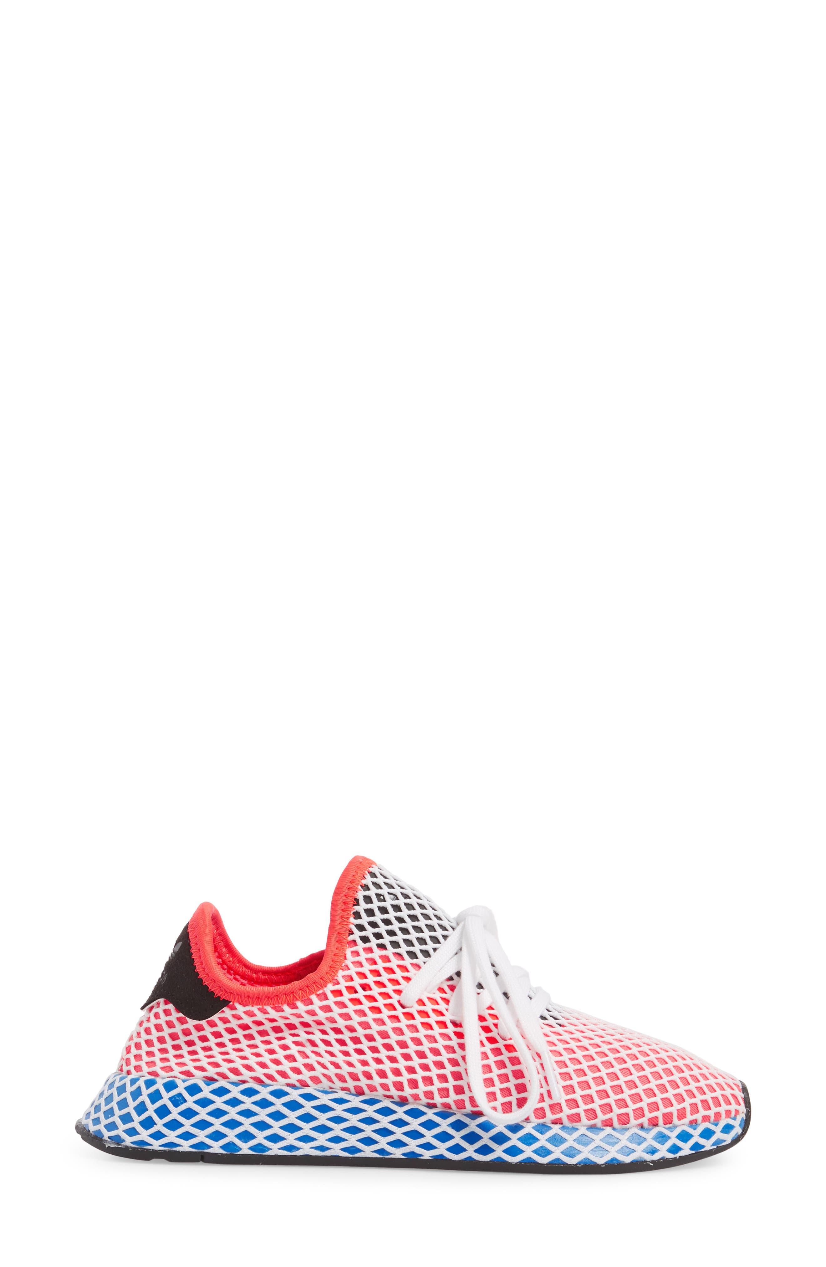 Deerupt Runner Sneaker,                             Alternate thumbnail 3, color,                             600