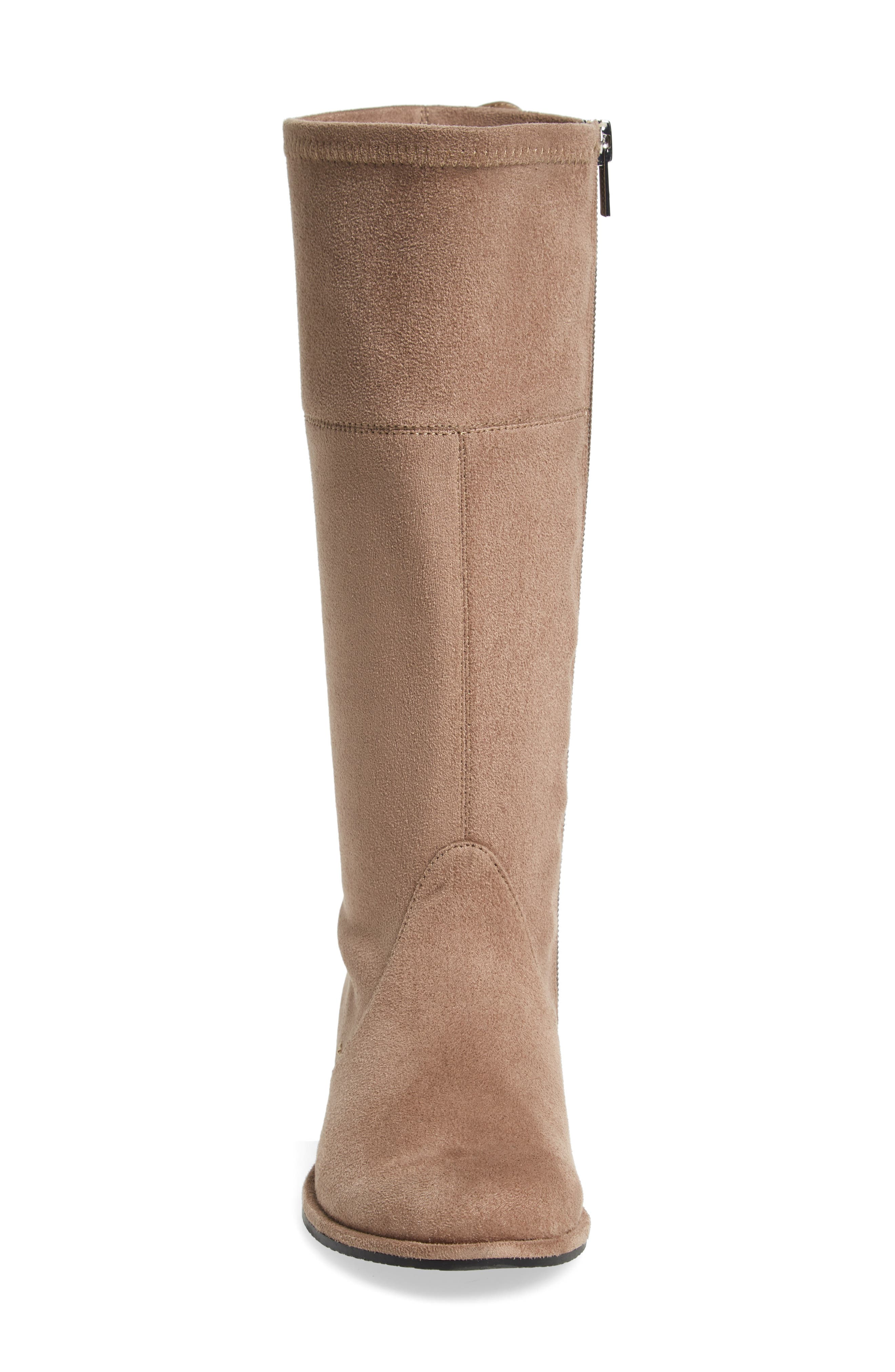 Lowland Bow Riding Boot,                             Alternate thumbnail 8, color,