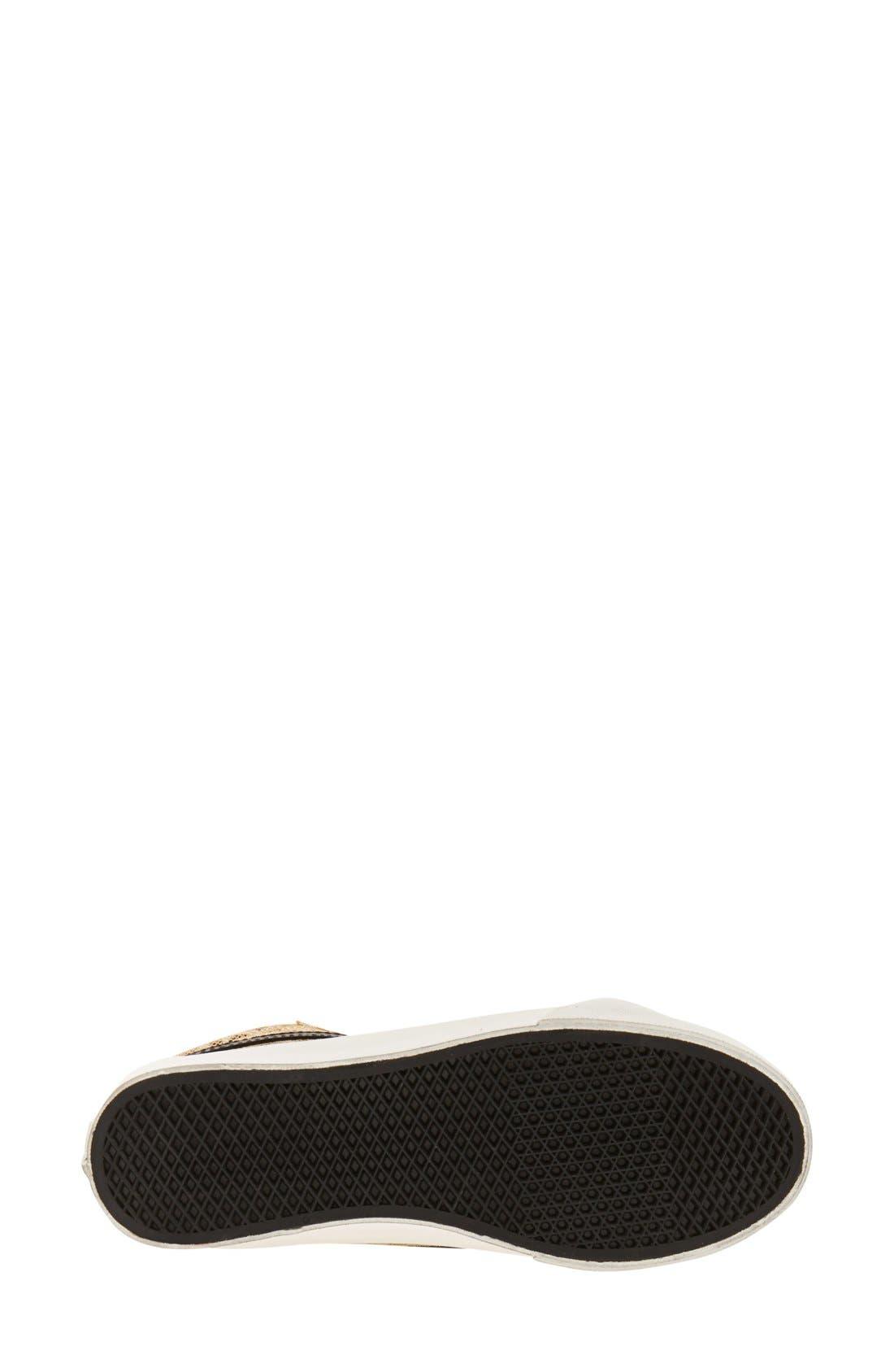 'Sk8-Hi' Zip Sneaker,                             Alternate thumbnail 2, color,                             200