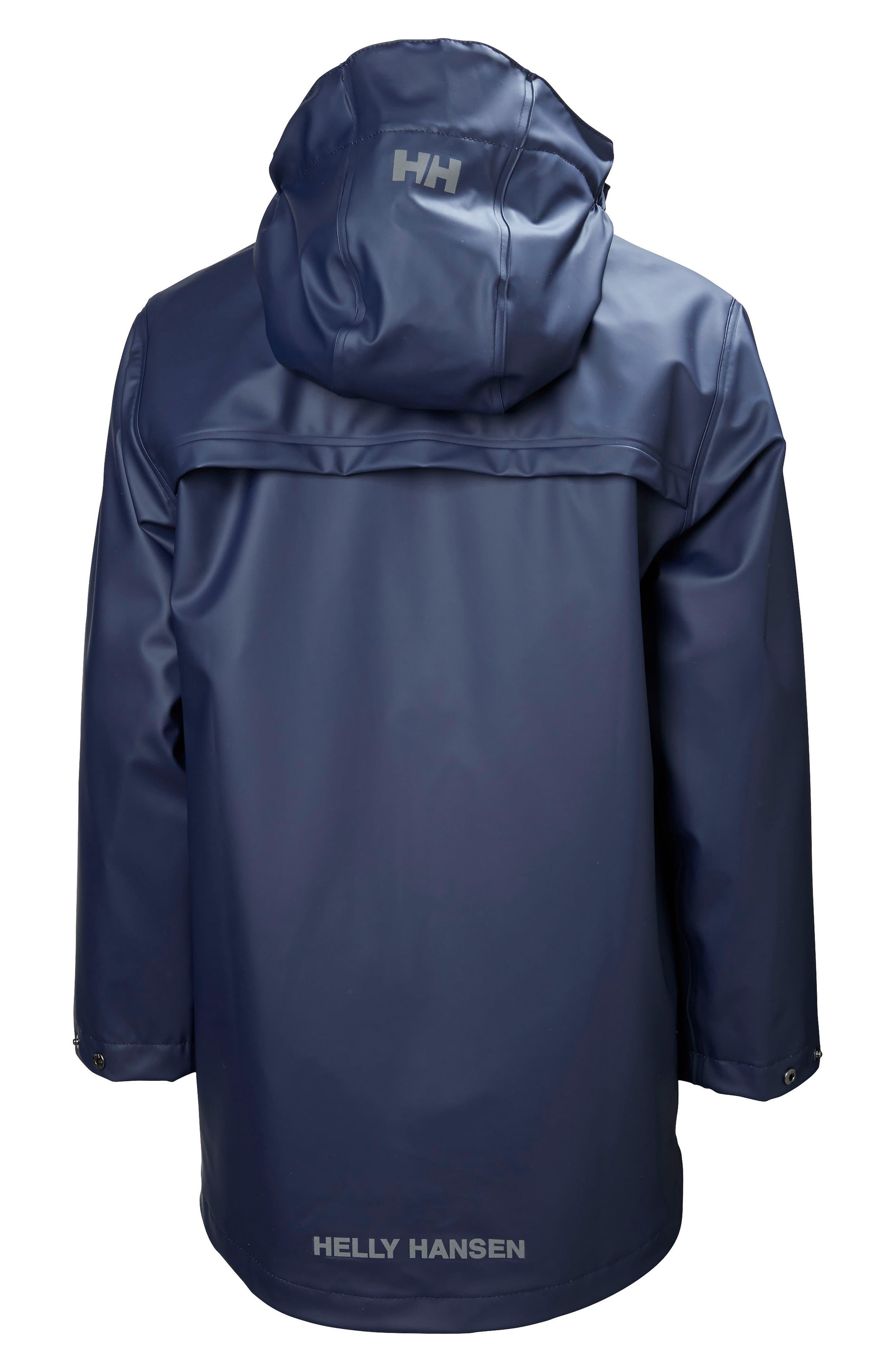 HELLY HANSEN,                             Skudenes Waterproof & Windproof Hooded Jacket,                             Alternate thumbnail 2, color,                             400