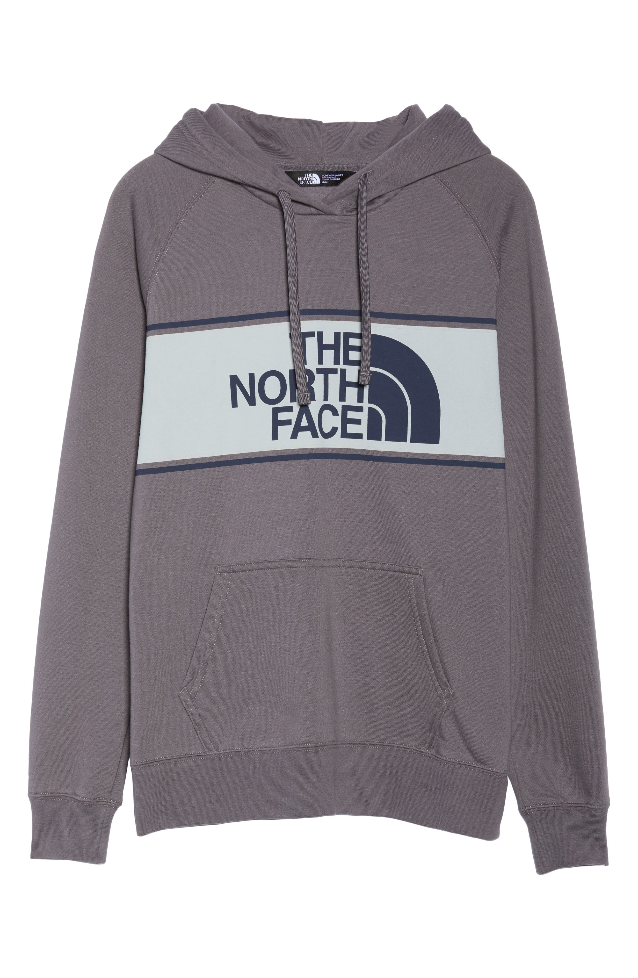 THE NORTH FACE,                             Edge to Edge Logo Hoodie Sweatshirt,                             Alternate thumbnail 7, color,                             023