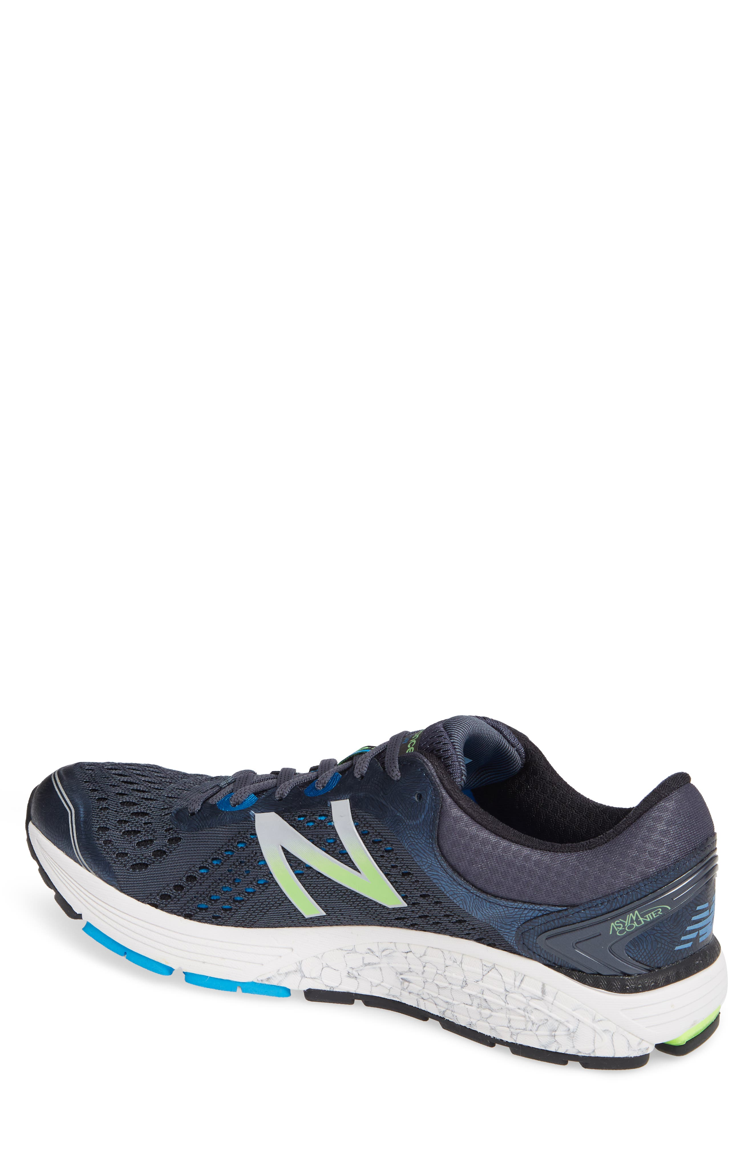 1260v7 Running Shoe,                             Alternate thumbnail 2, color,                             THUNDER
