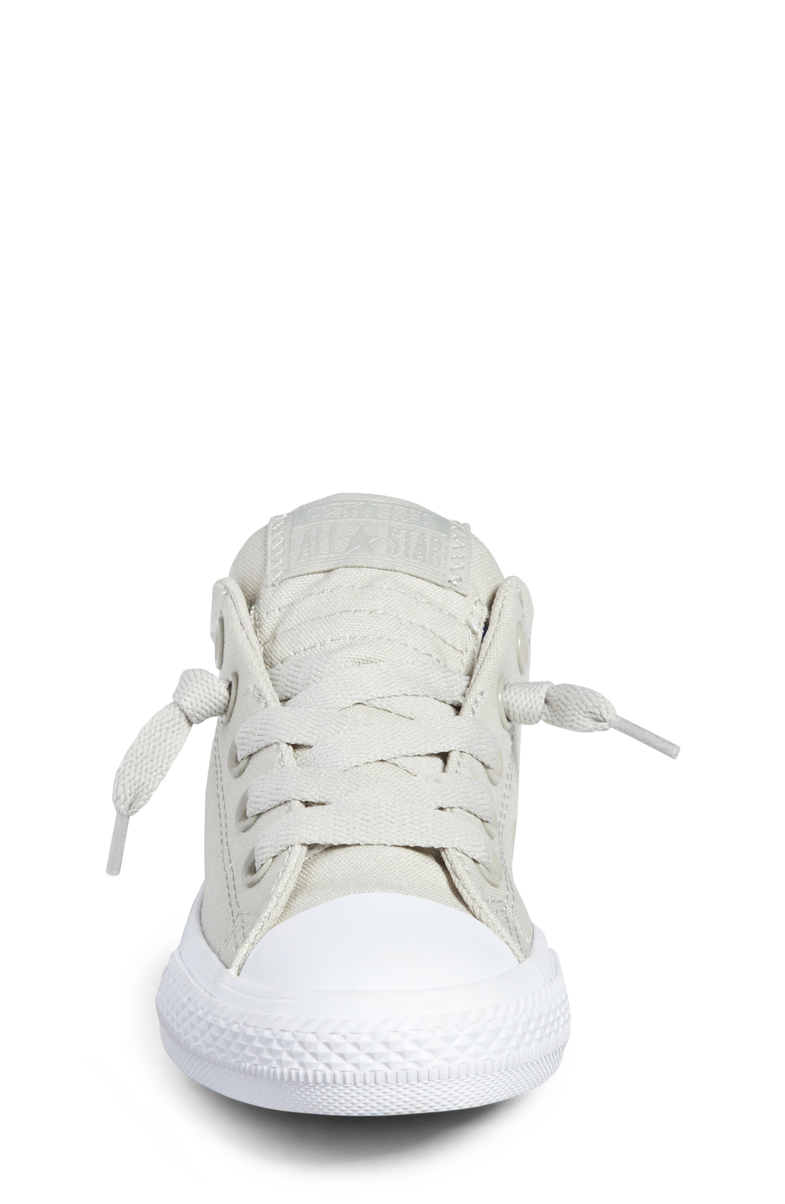 Chuck Taylor<sup>®</sup> All Star<sup>®</sup> Colorblock Street Sneaker,                             Alternate thumbnail 4, color,                             081