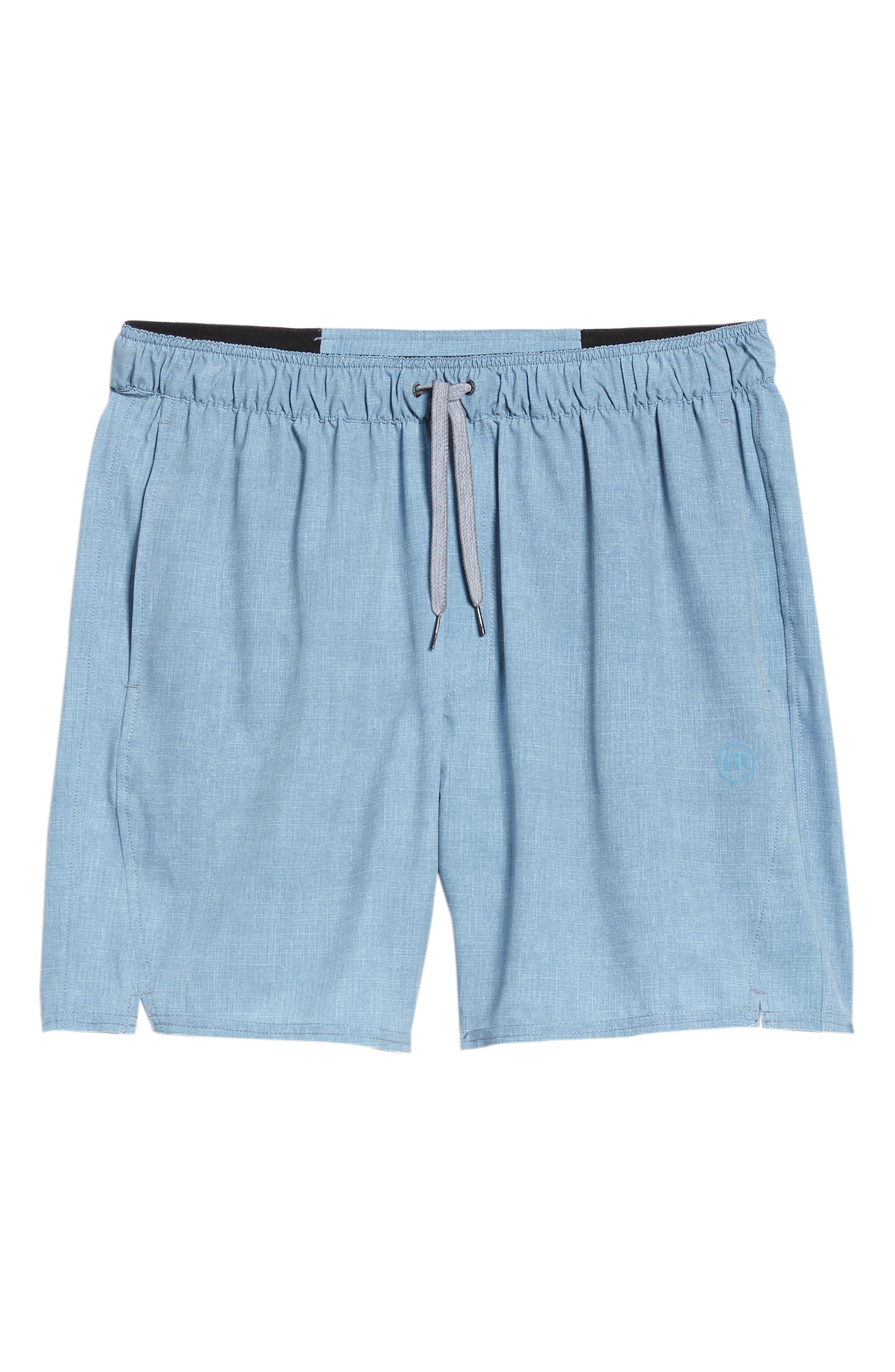 Digits Shorts,                             Alternate thumbnail 6, color,                             HEATHER SHARKSKIN
