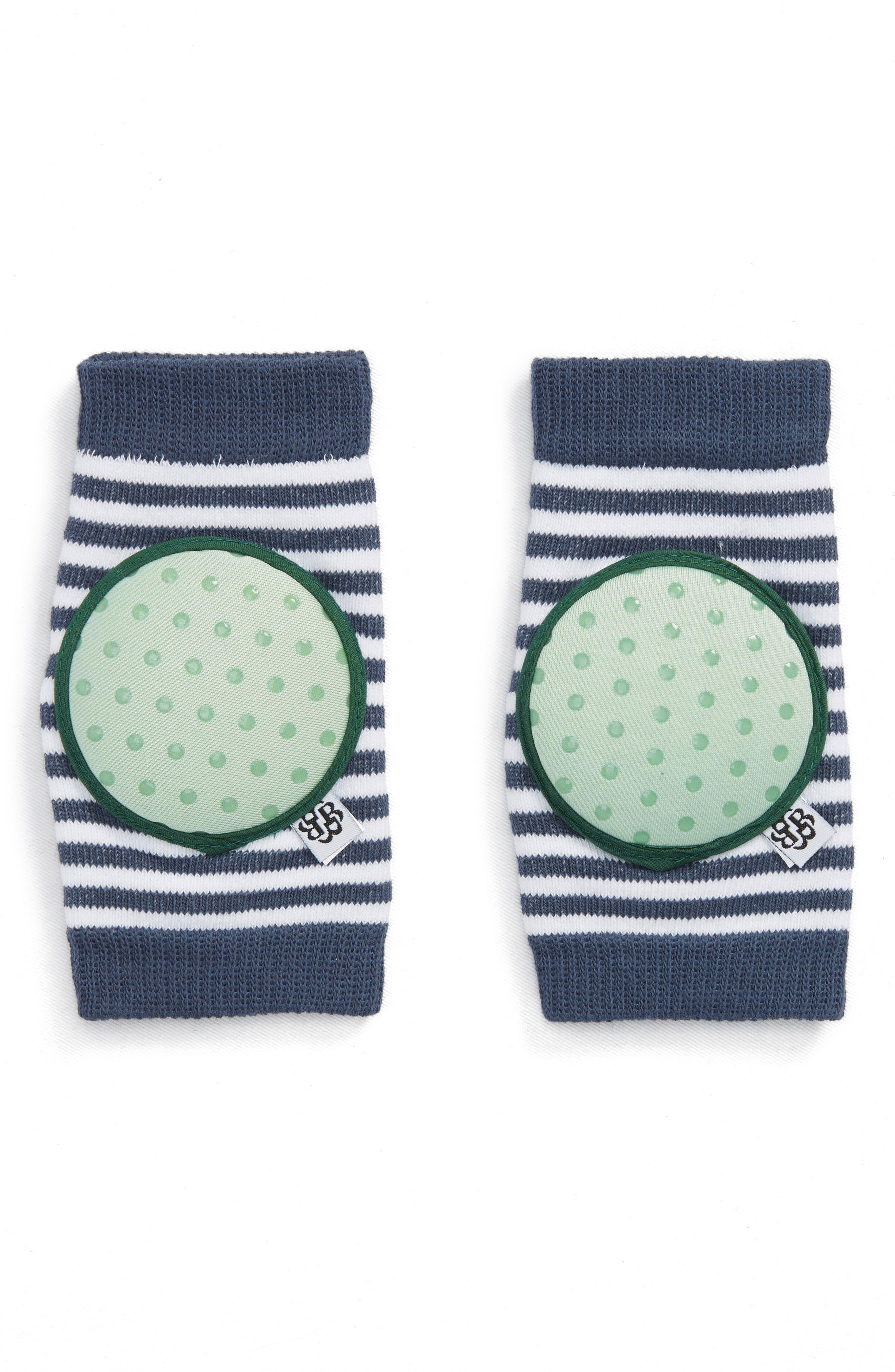 'Happy Knees' Protective Knee Pads,                         Main,                         color, I SPY BLUE