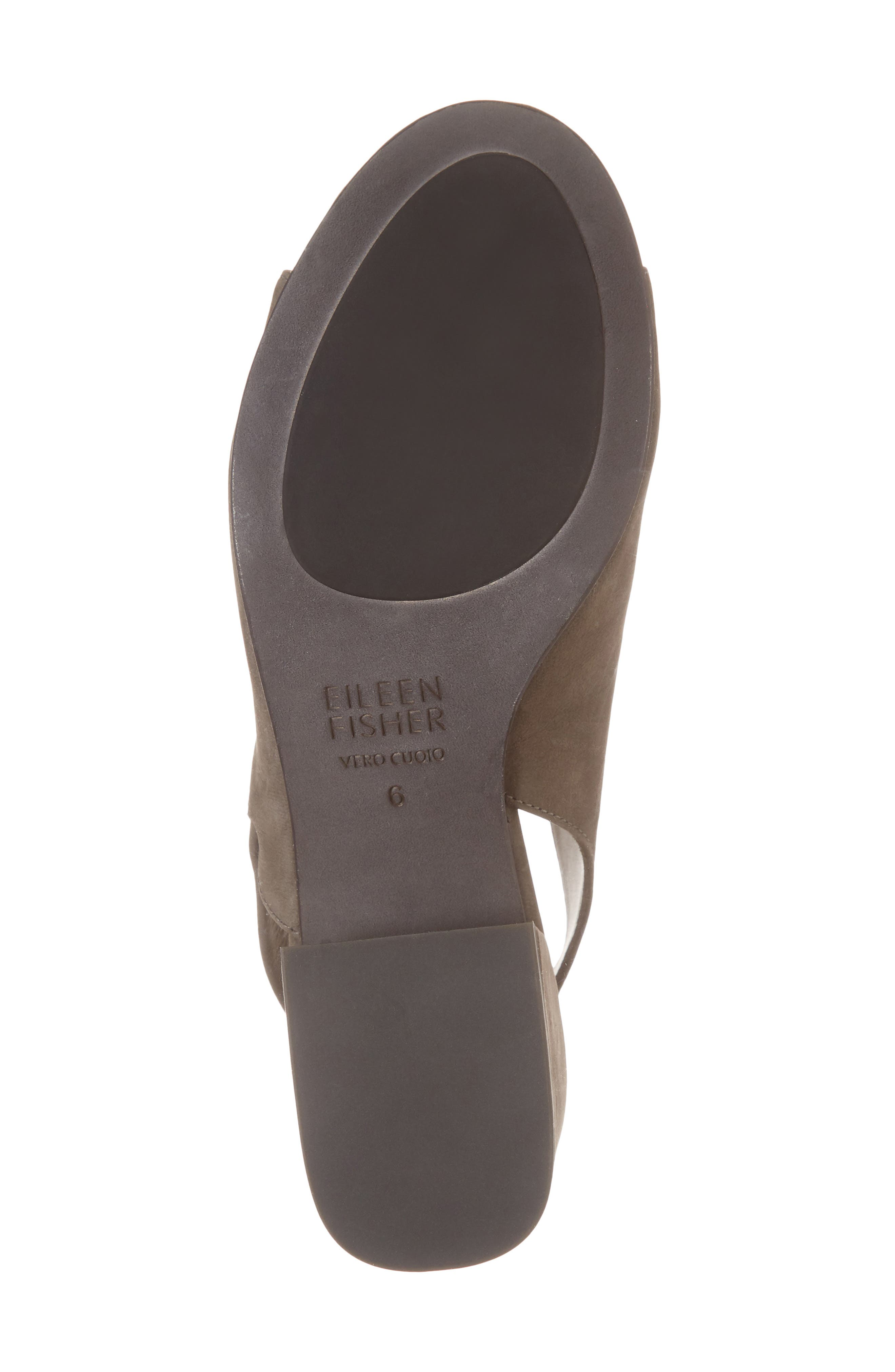 Leigh Asymmetrical Slingback Sandal,                             Alternate thumbnail 18, color,
