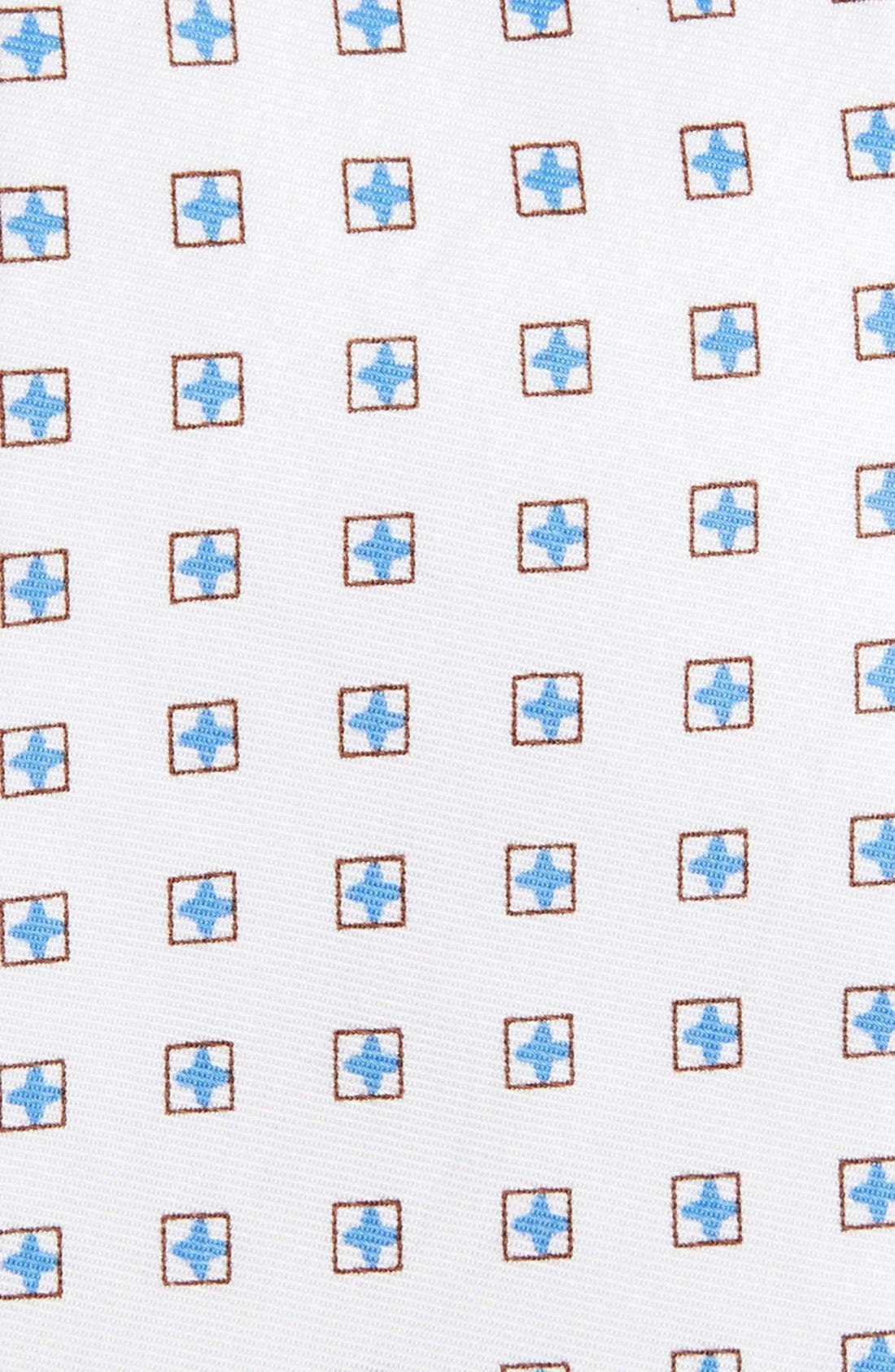 'RJ Neat' Medallion Cotton Tie,                             Alternate thumbnail 2, color,                             400