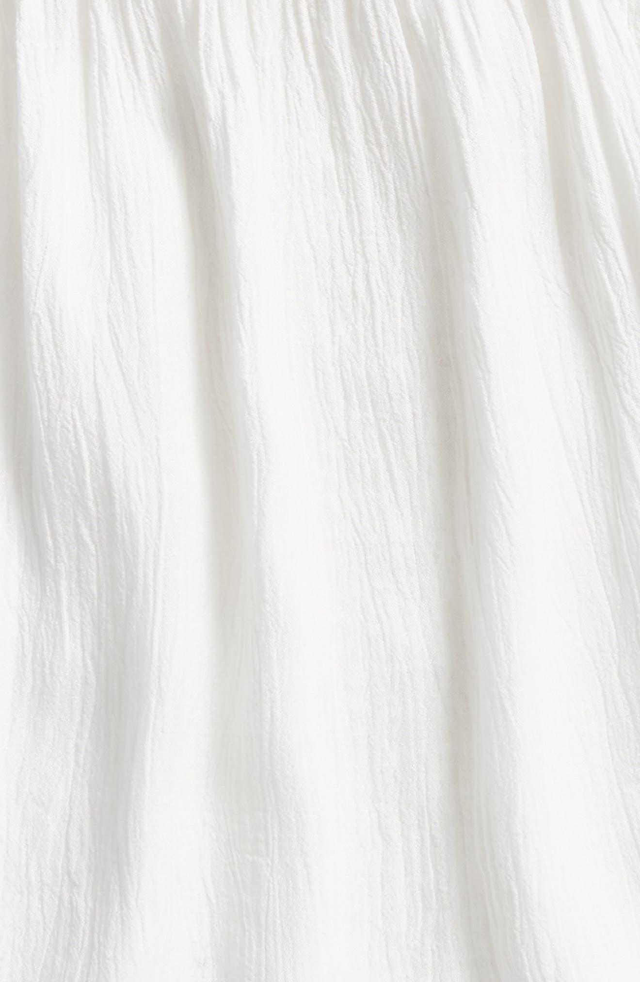 Kira Cover-Up Dress,                             Alternate thumbnail 8, color,