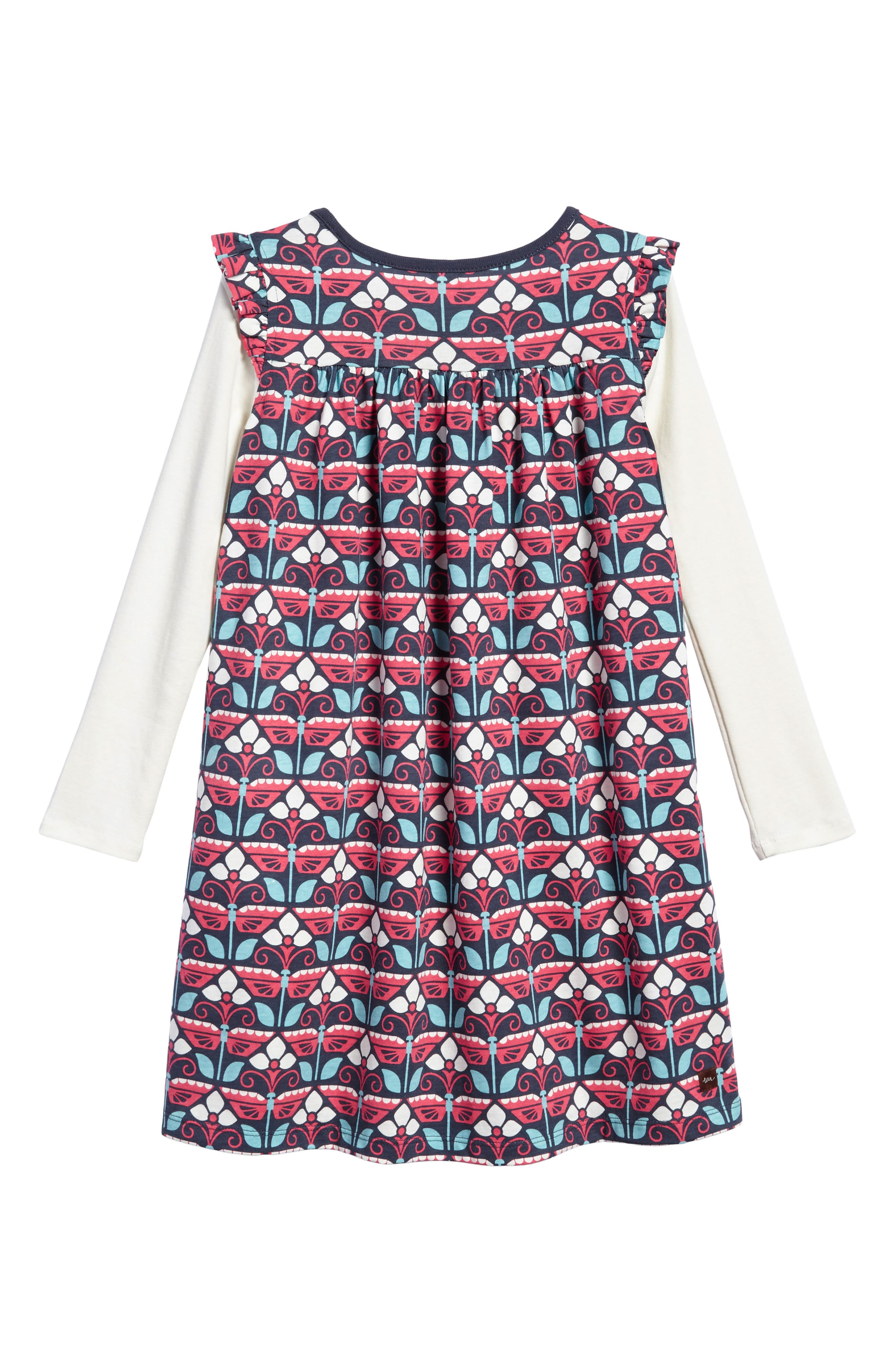 Kaleidoscope Dress,                             Alternate thumbnail 2, color,                             411