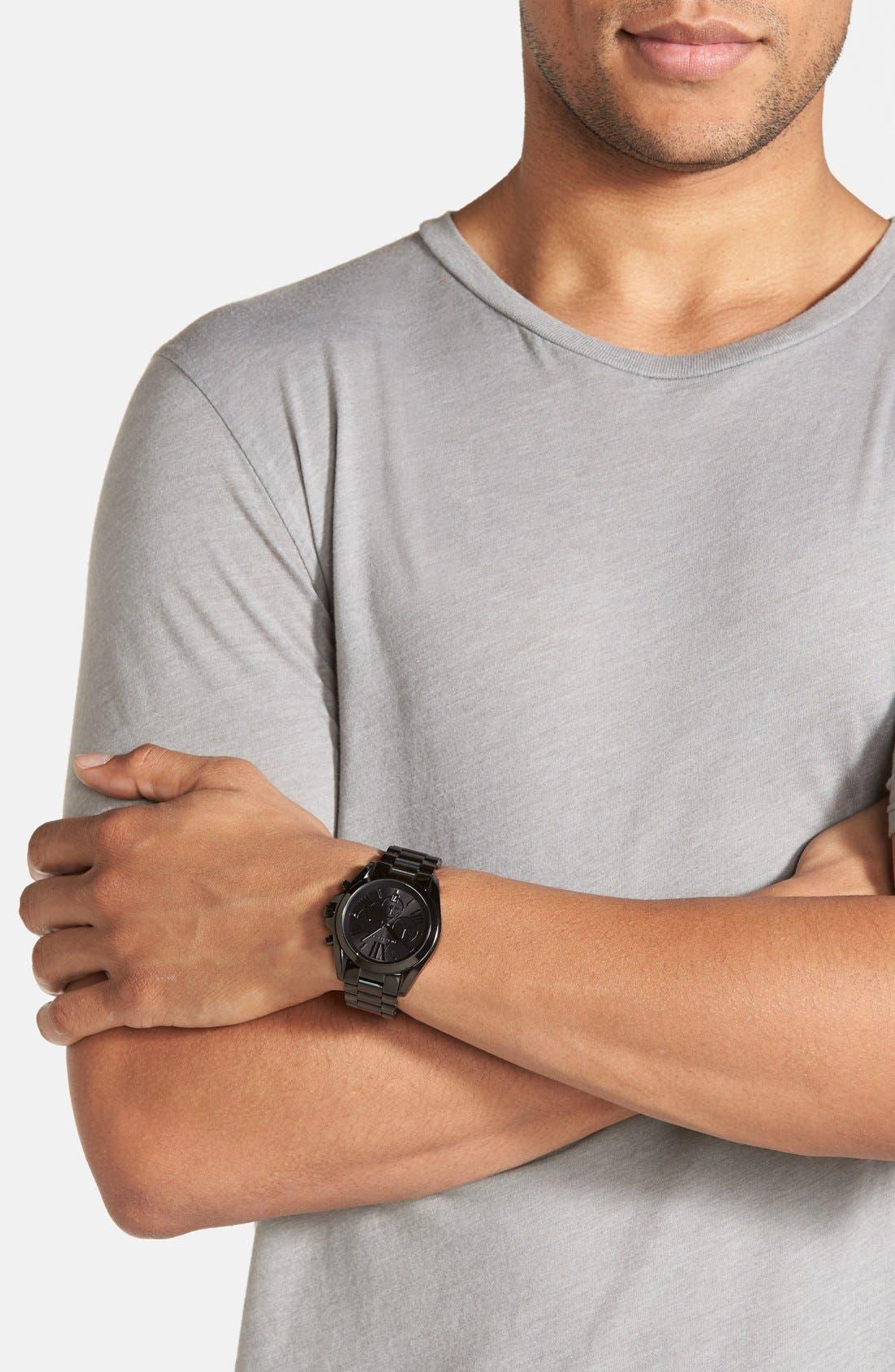 Bradshaw Chronograph Bracelet Watch, 43mm,                             Alternate thumbnail 25, color,