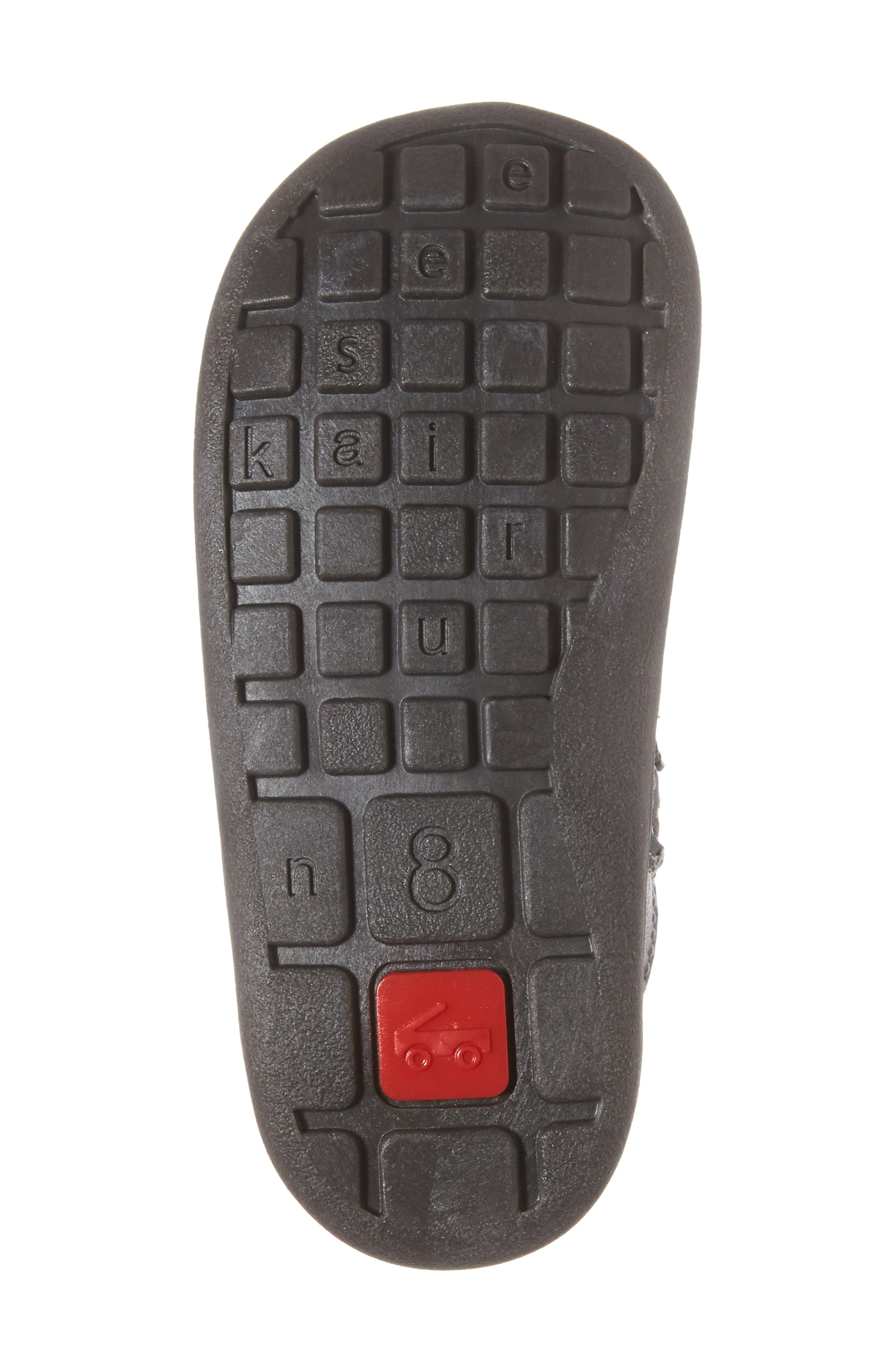 'Hallie' Waterproof Boot,                             Alternate thumbnail 6, color,                             021