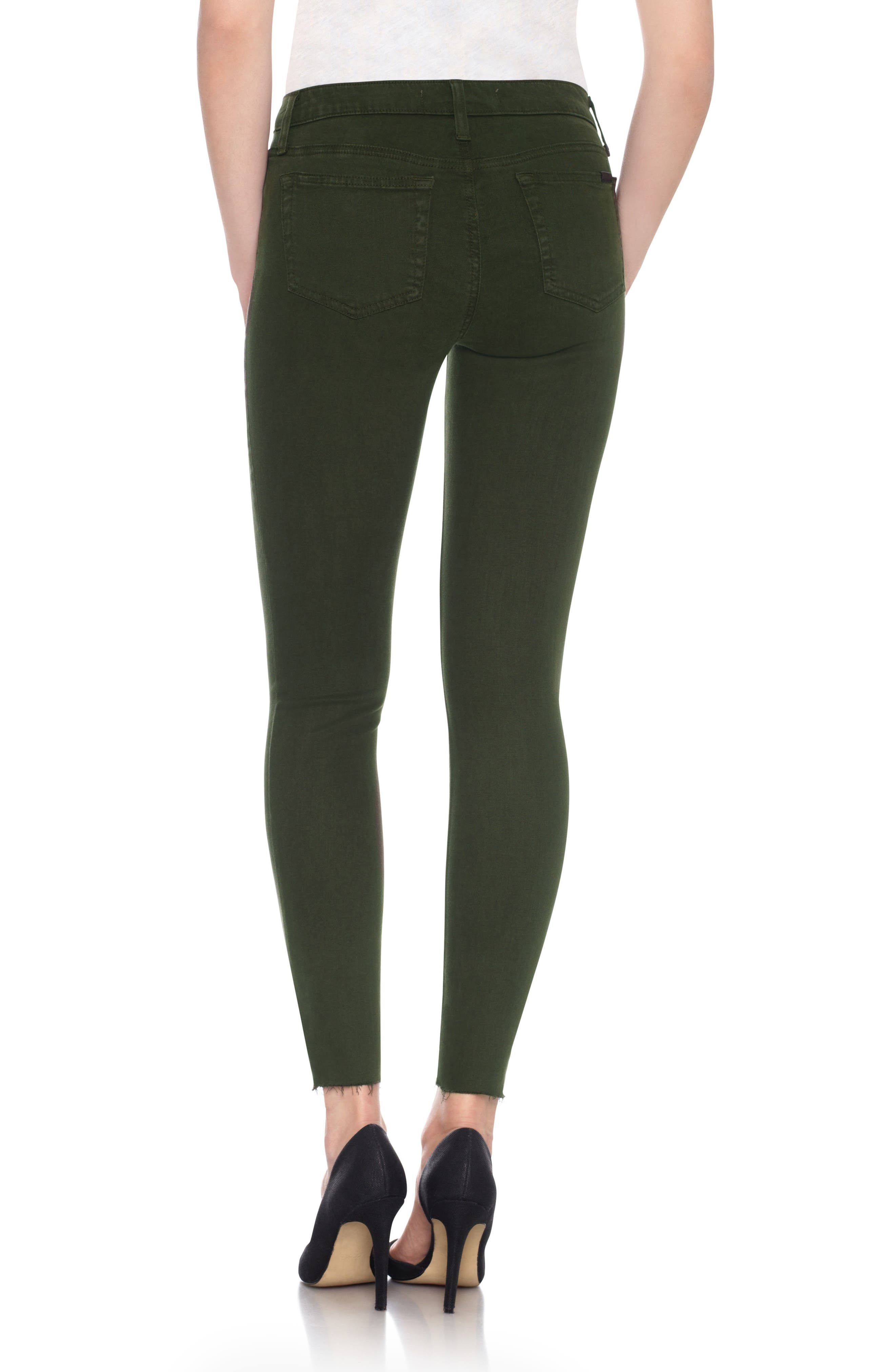 Icon Ankle Skinny Jeans,                             Alternate thumbnail 6, color,