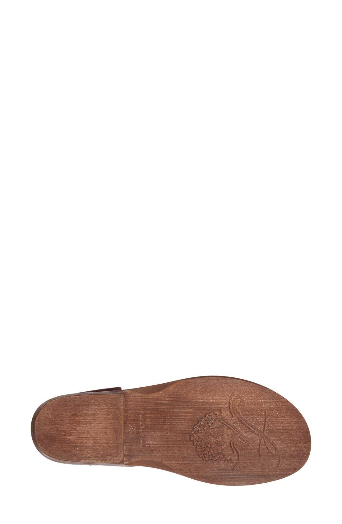 'Mont Blanc' Asymmetrical Sandal,                             Alternate thumbnail 24, color,