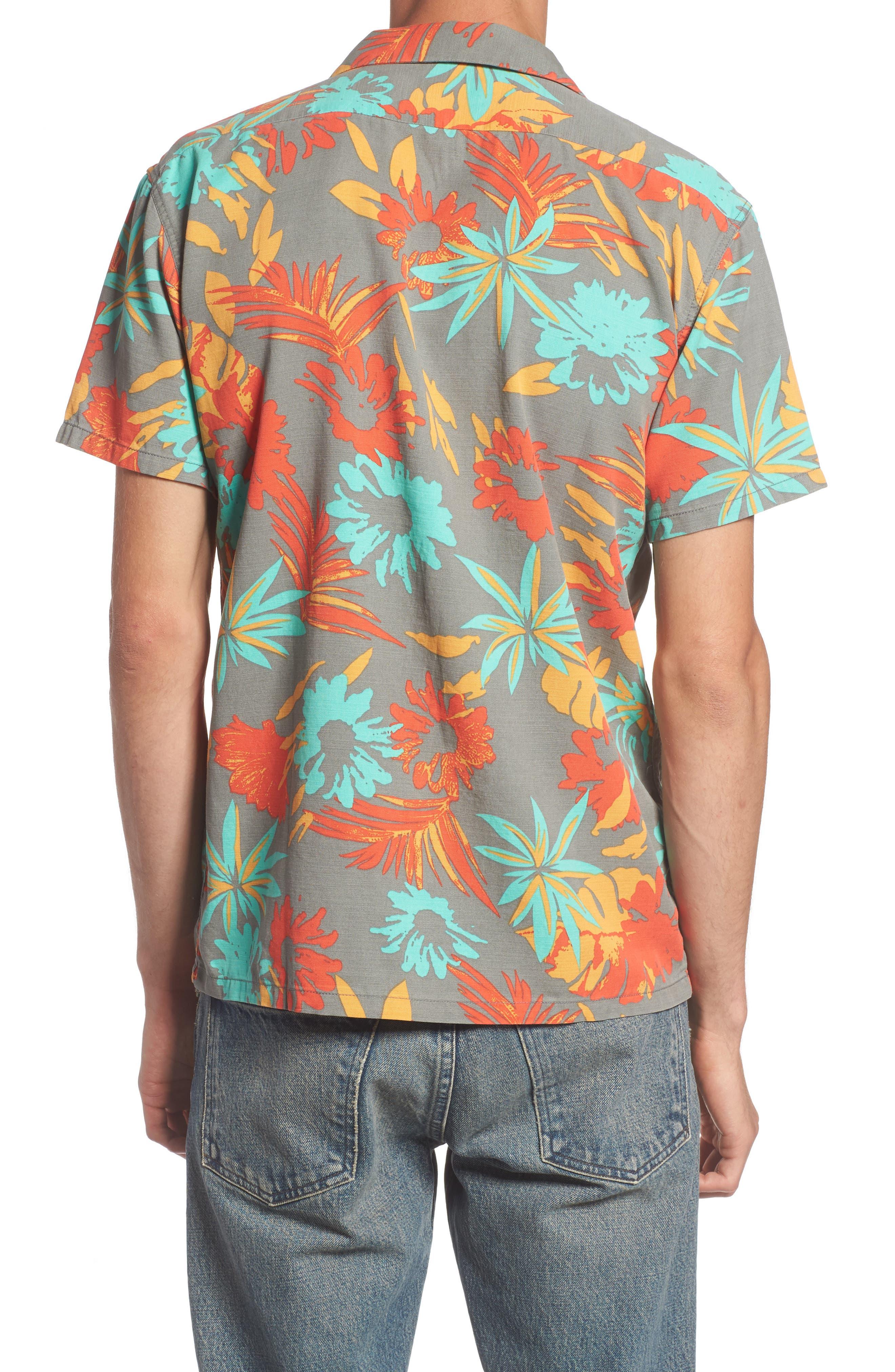 Desert Trip Print Shirt,                             Alternate thumbnail 2, color,                             017