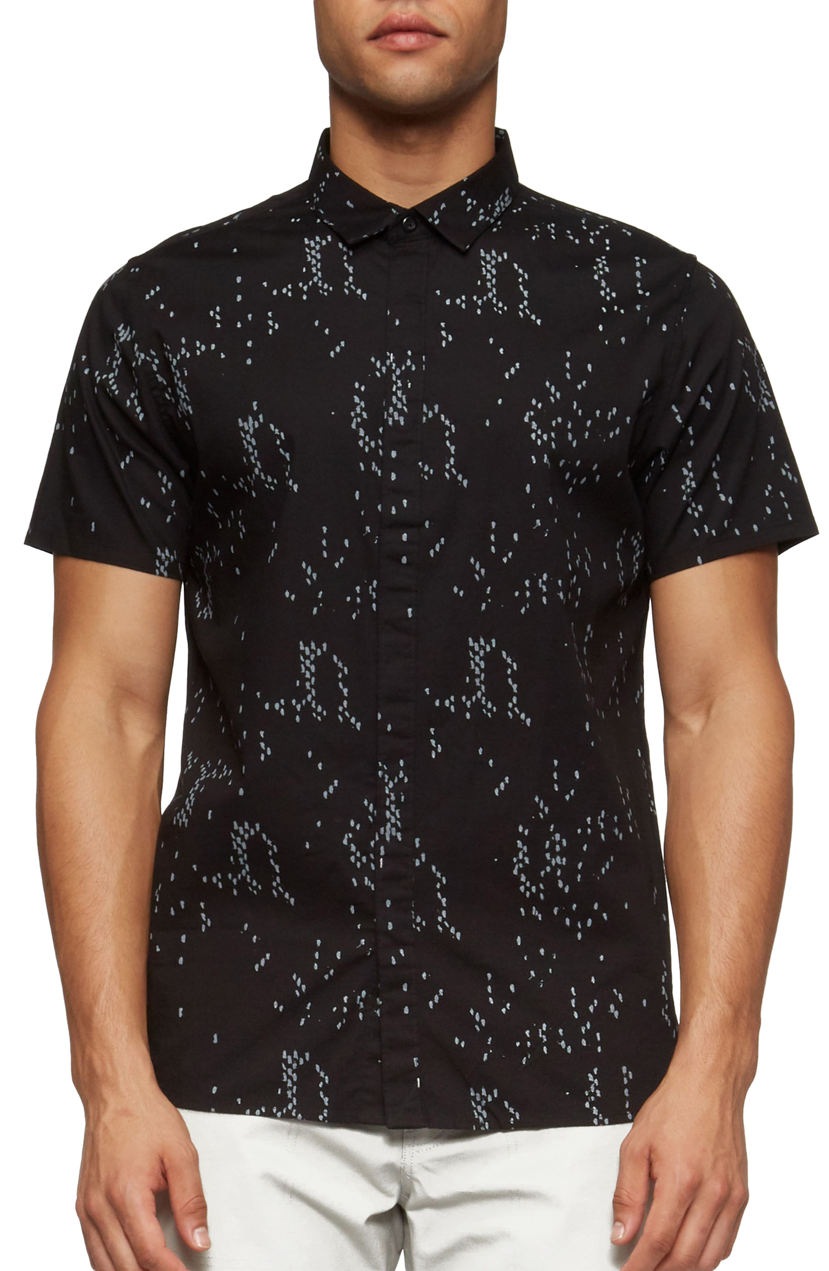 Bowery Short Sleeve Shirt,                         Main,                         color,
