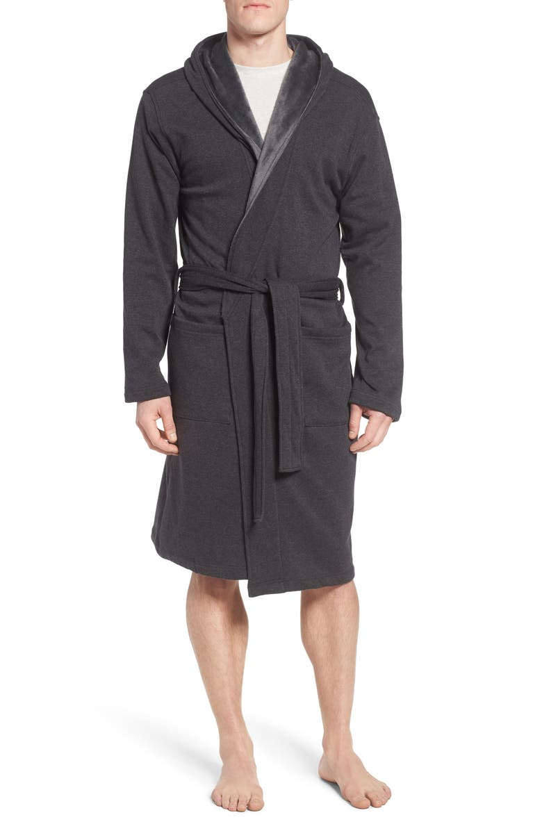 Australia 'Alsten' Hooded Robe, ...