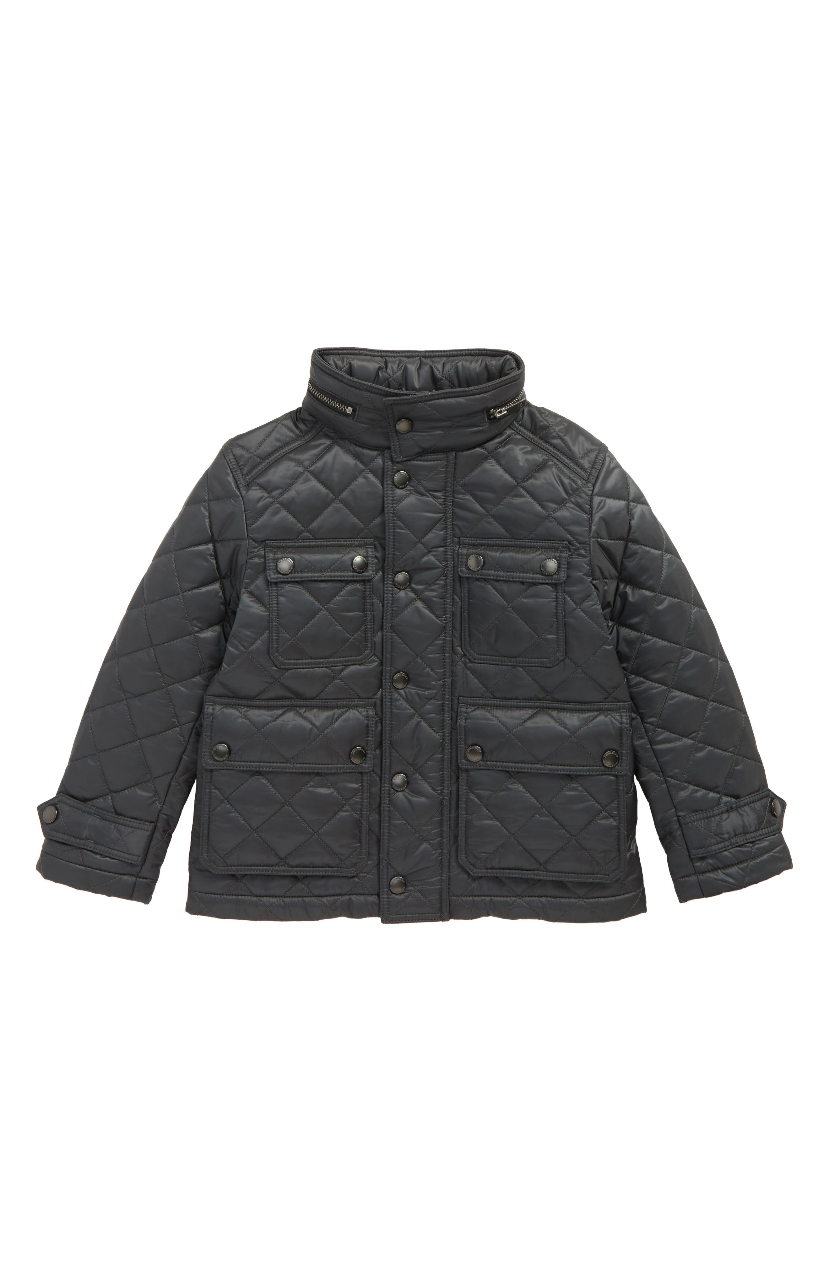 Halesworth Quilted Field Jacket,                             Main thumbnail 1, color,                             029