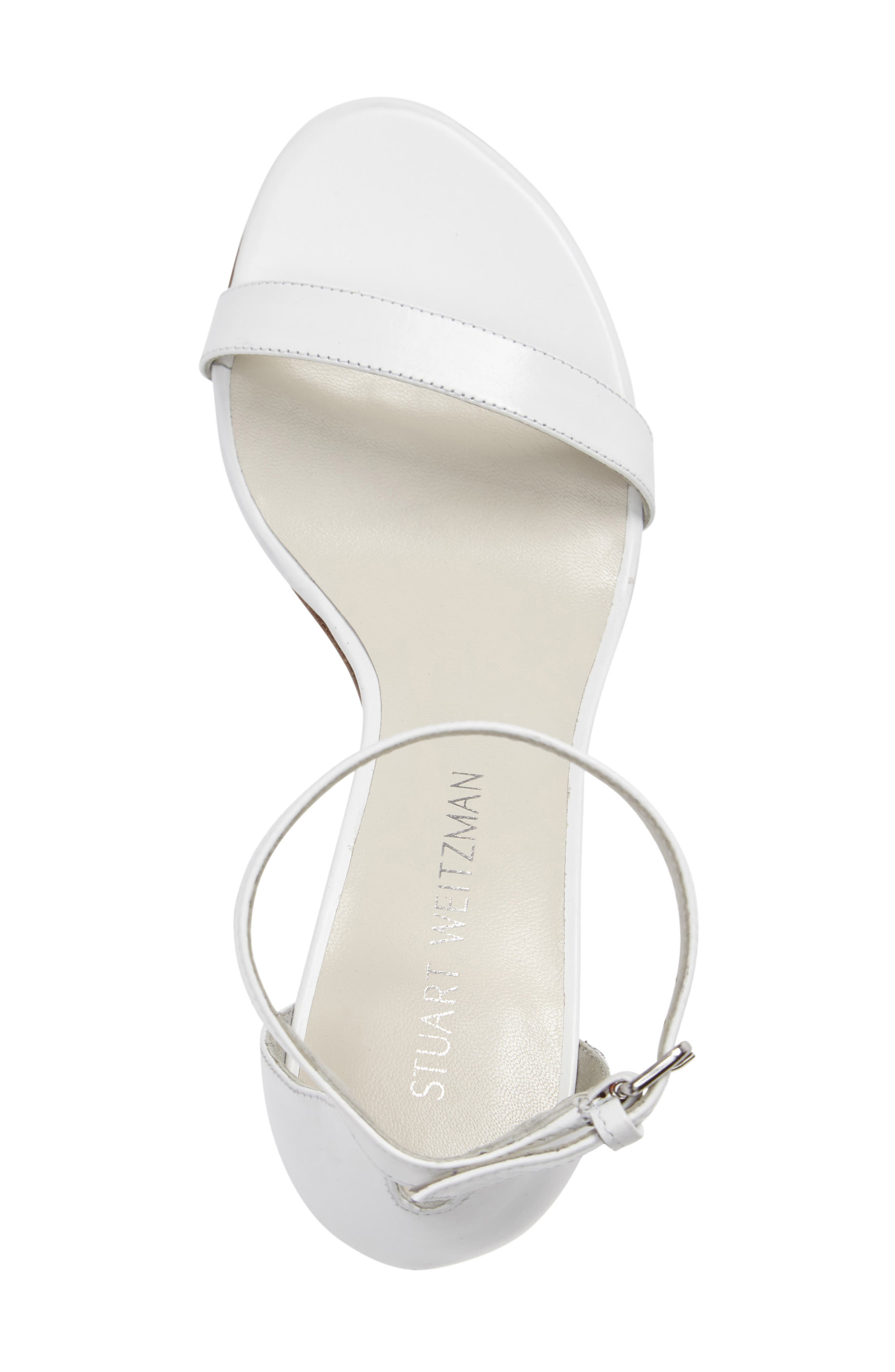 NearlyNude Ankle Strap Sandal,                             Alternate thumbnail 69, color,